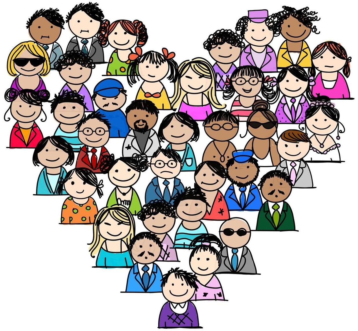 Everyone makes a unique contribution -  Photo: 123rf.com - kudryashka