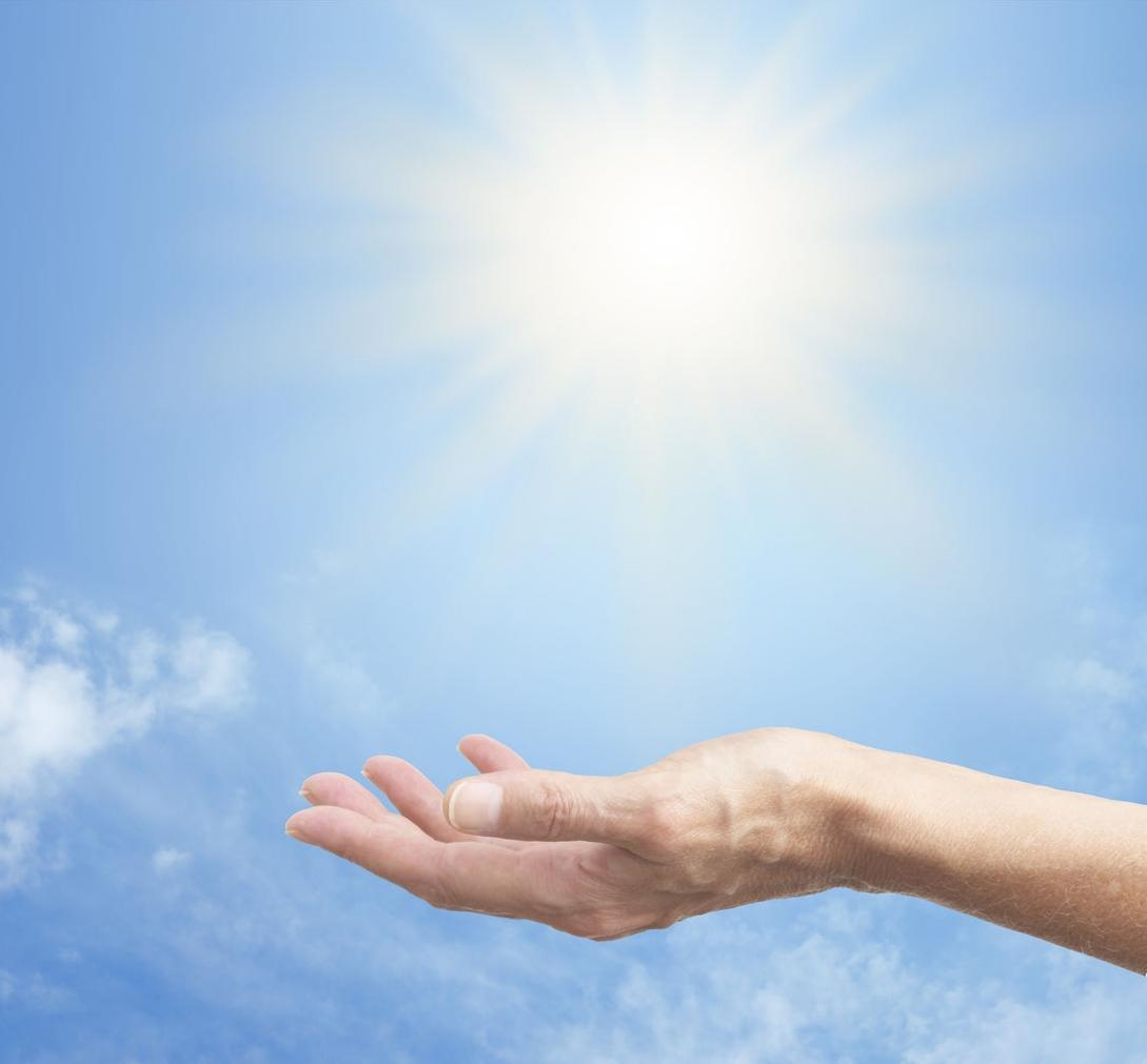 Healing Energy -  Photo: 123rf.com - zalewski