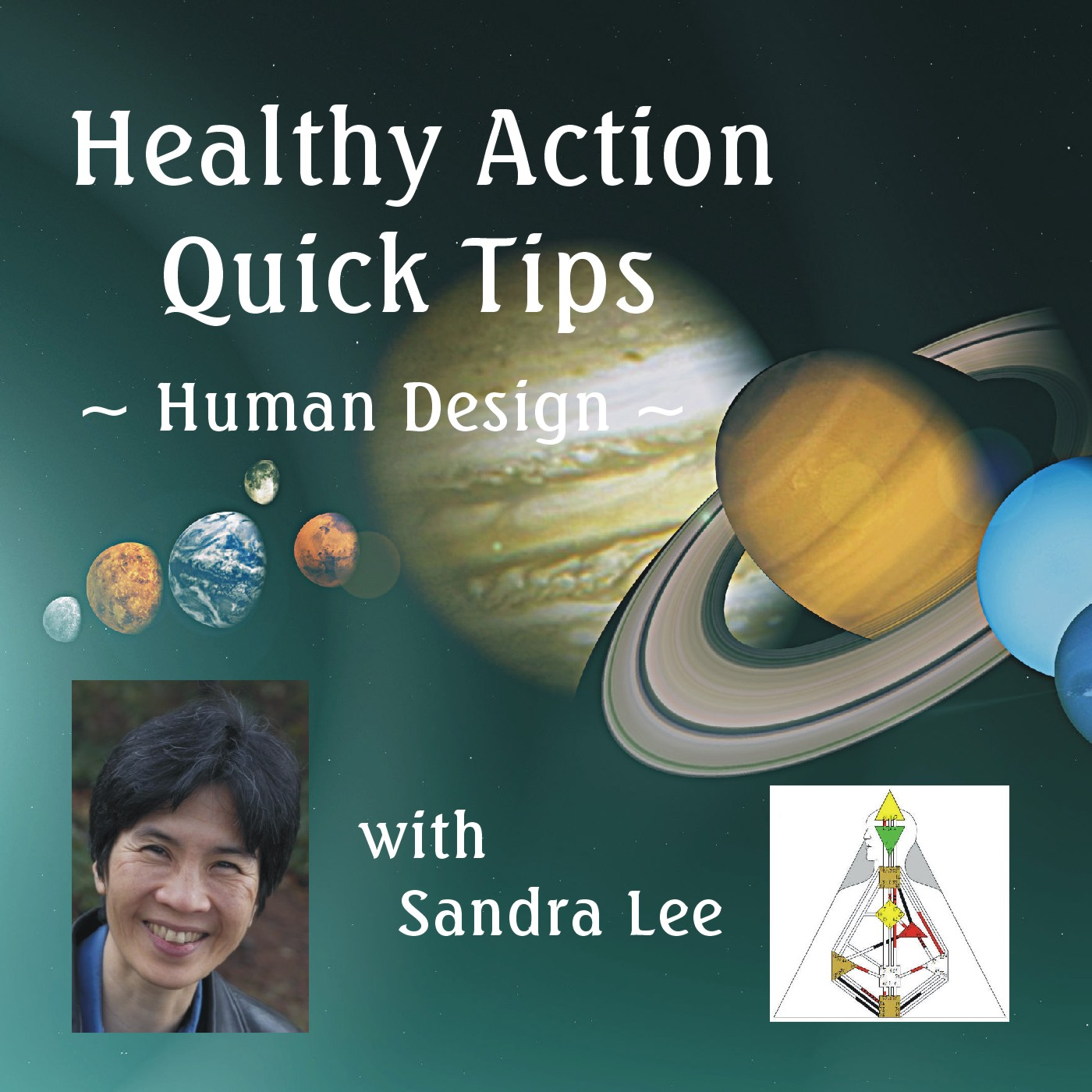 Quick Tips  are super short. Just tips, not much information. Where else can you get practical, useful tips in less than 2 minutes??   Small actions can help you be happier and healthier.