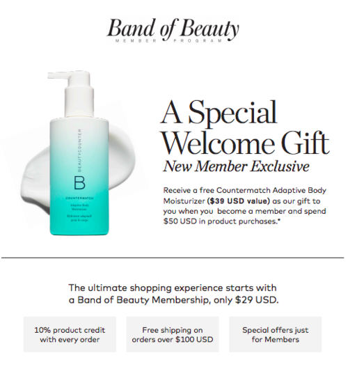 Click image to see Band of Beauty information on Sandra Lee's  Beautycounter  website.