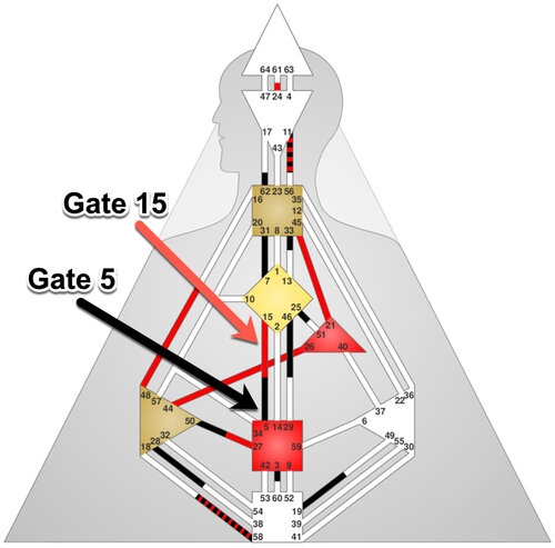 5 - The Gate of Patterns. 15 - The Gate of Extremes