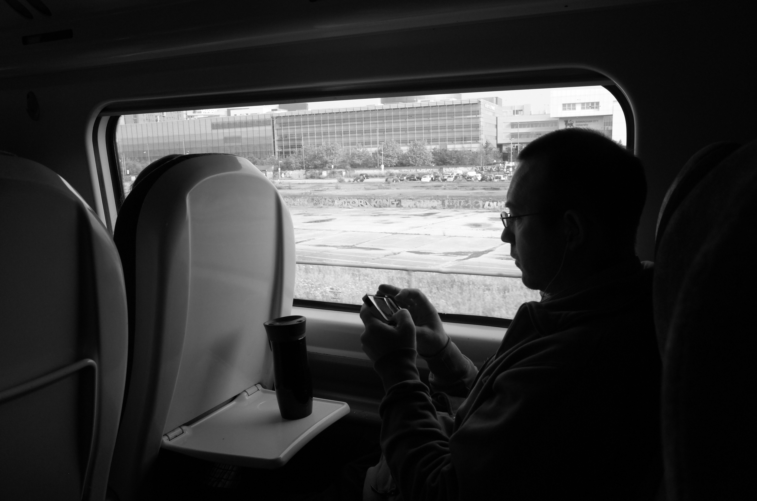 Virgin Trains - Clifford Darby 2016