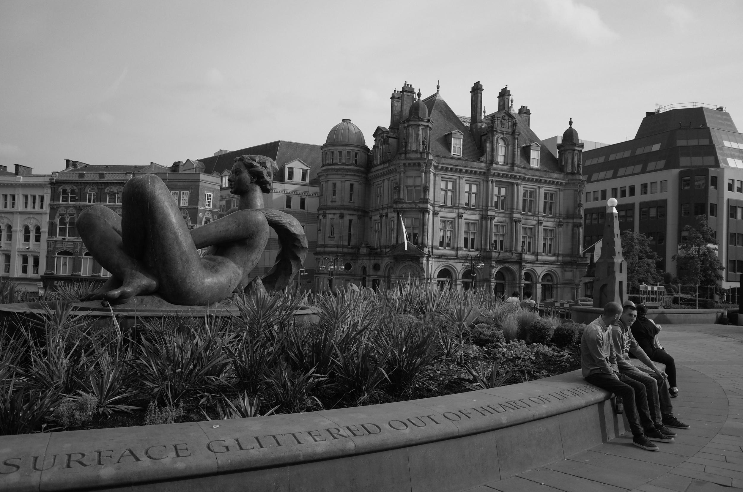 Victoria Square - Clifford Darby 2016