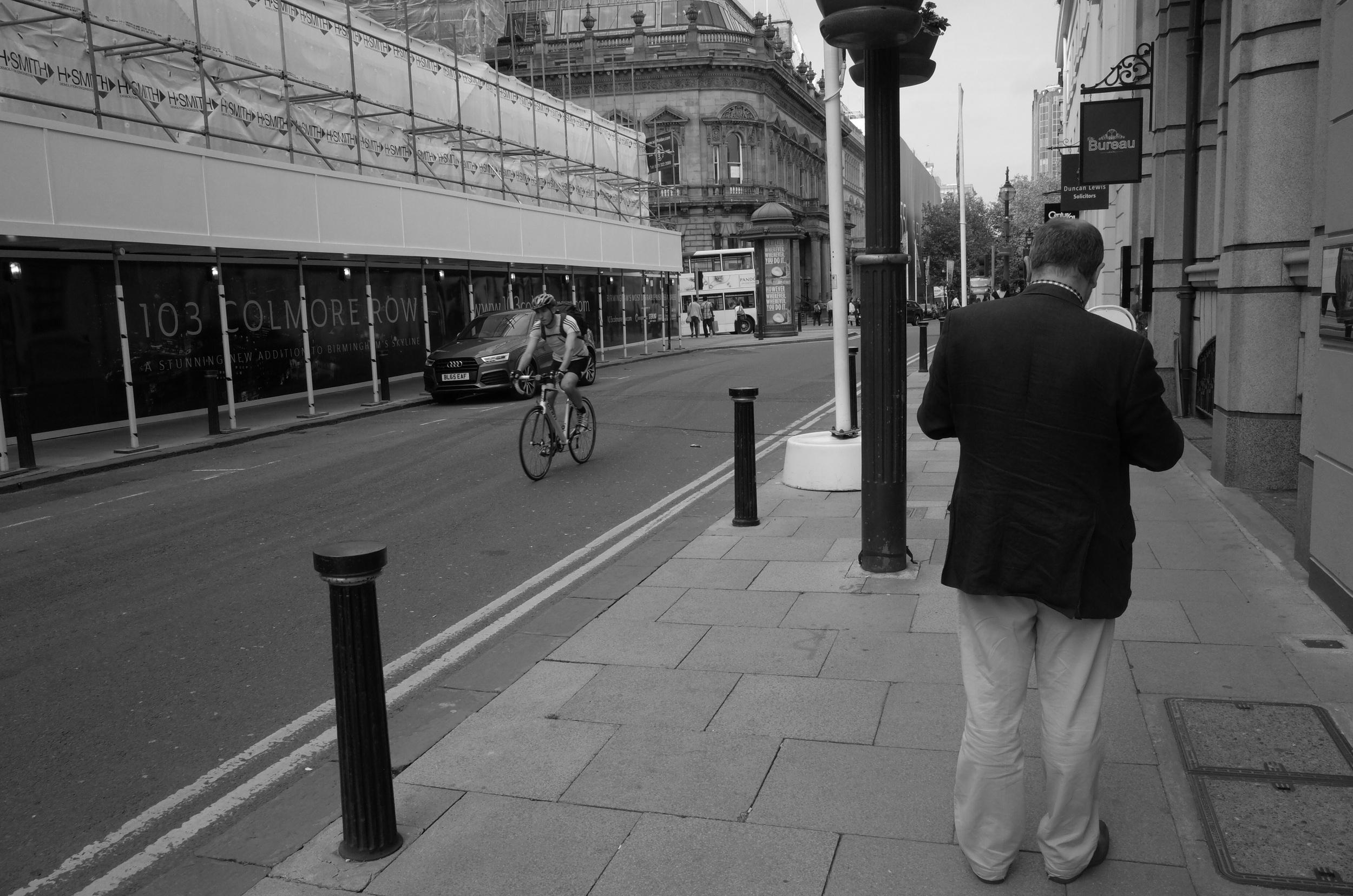 Birmingham - Clifford Darby 2016