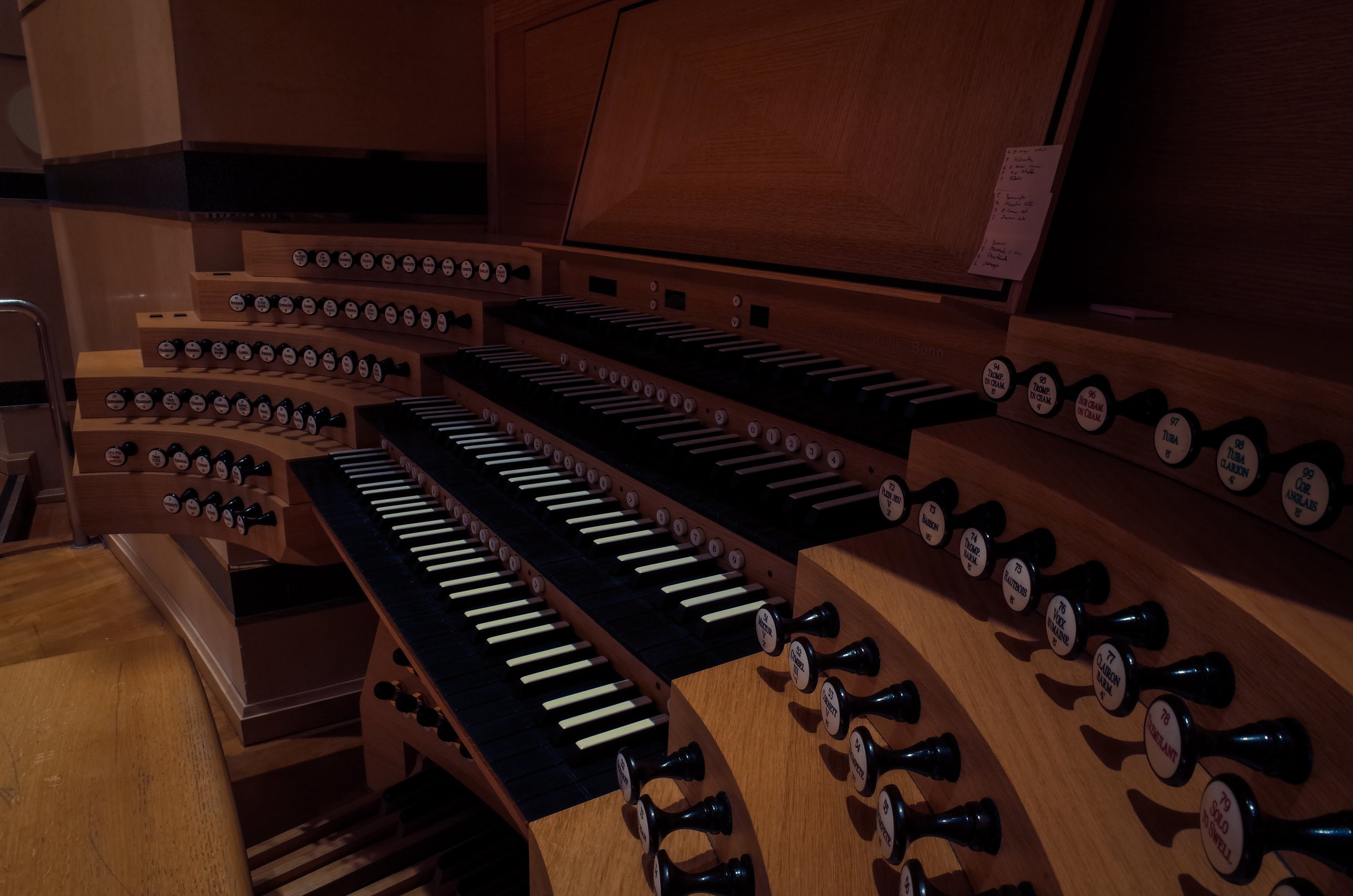 6000-Pipe Symphony Organ