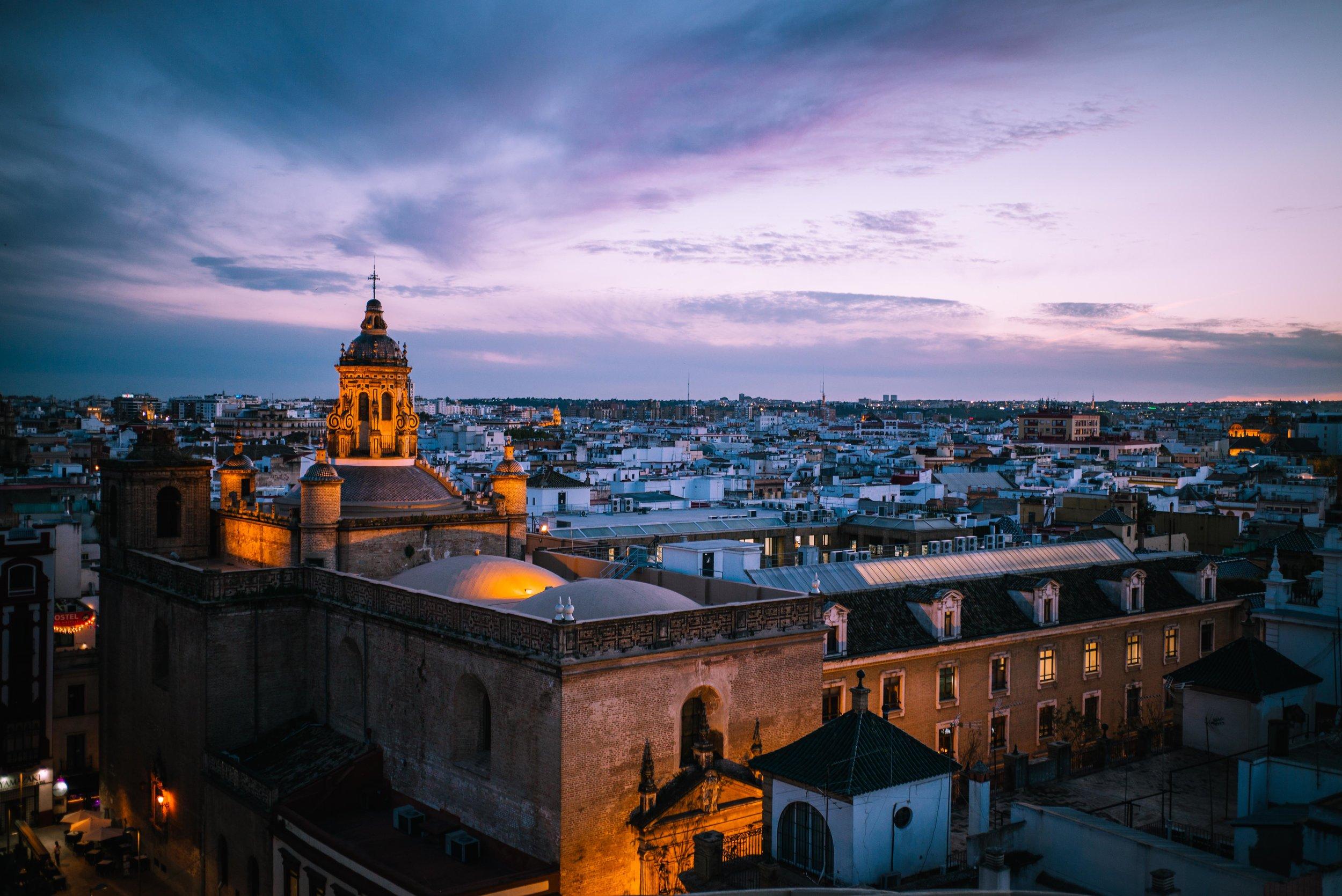 Iglesia de la Anunciación, Seville. Spain. 2017.