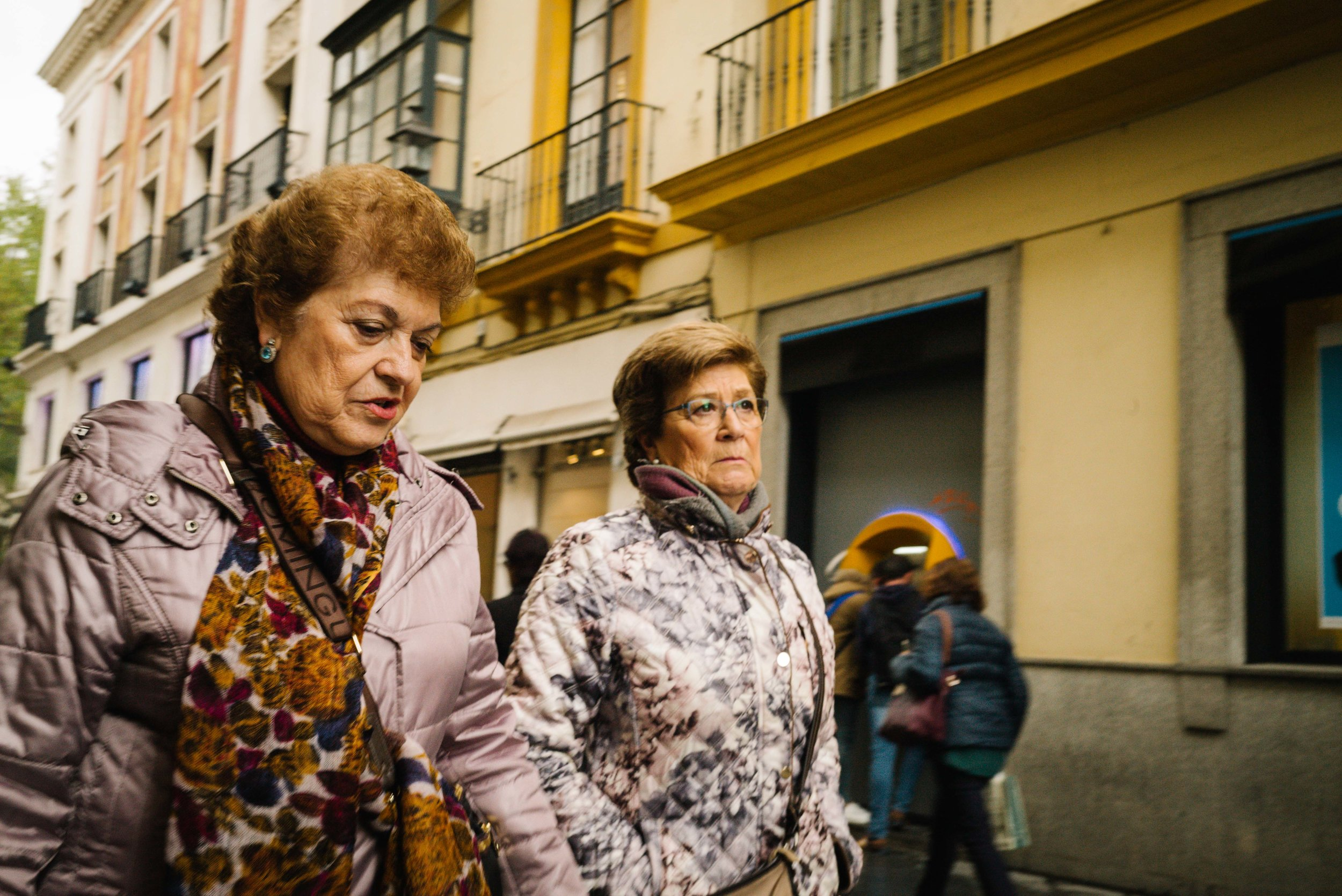 Seville, Spain. 2017.
