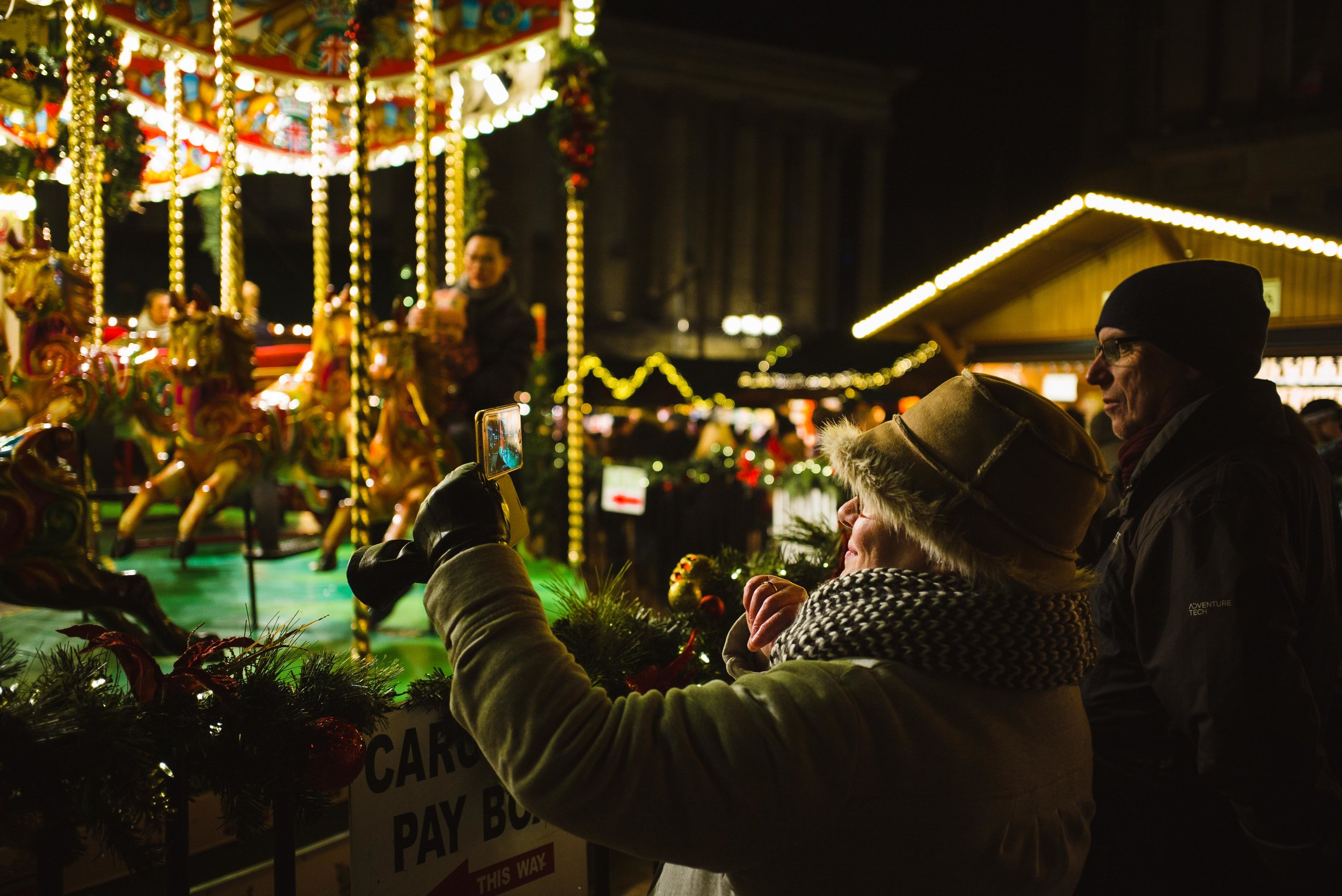 Birmingham Frankfurt Christmas Market - Clifford Darby 2016
