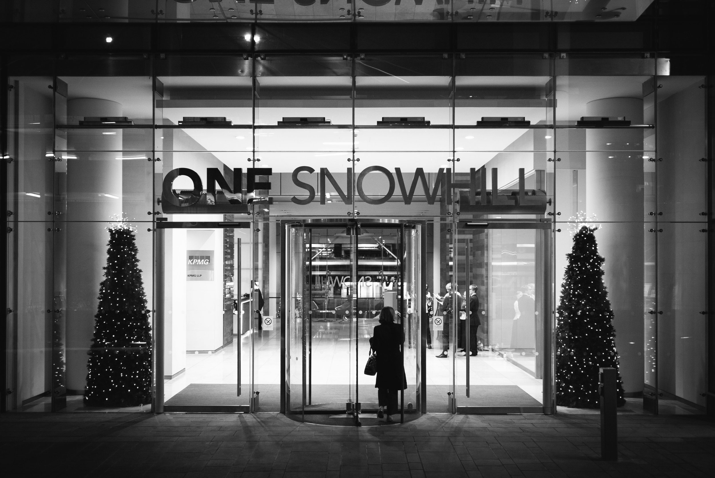 One Snow Hill - Clifford Darby 2016