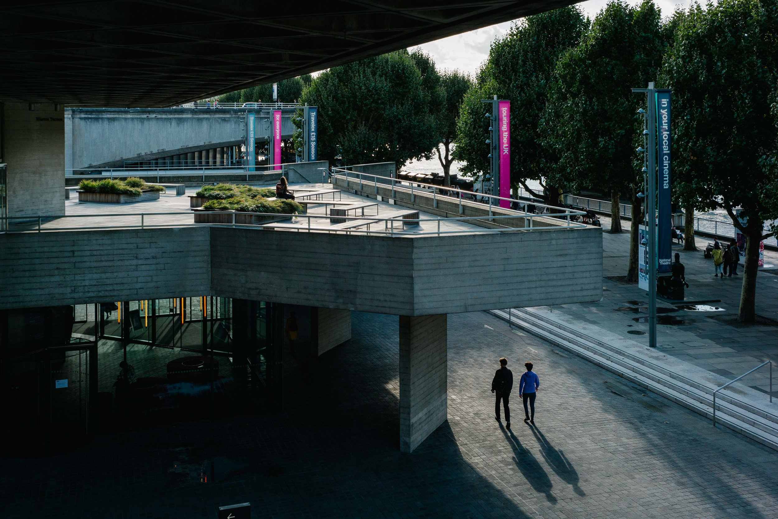 Southbank Centre - Clifford Darby 2017