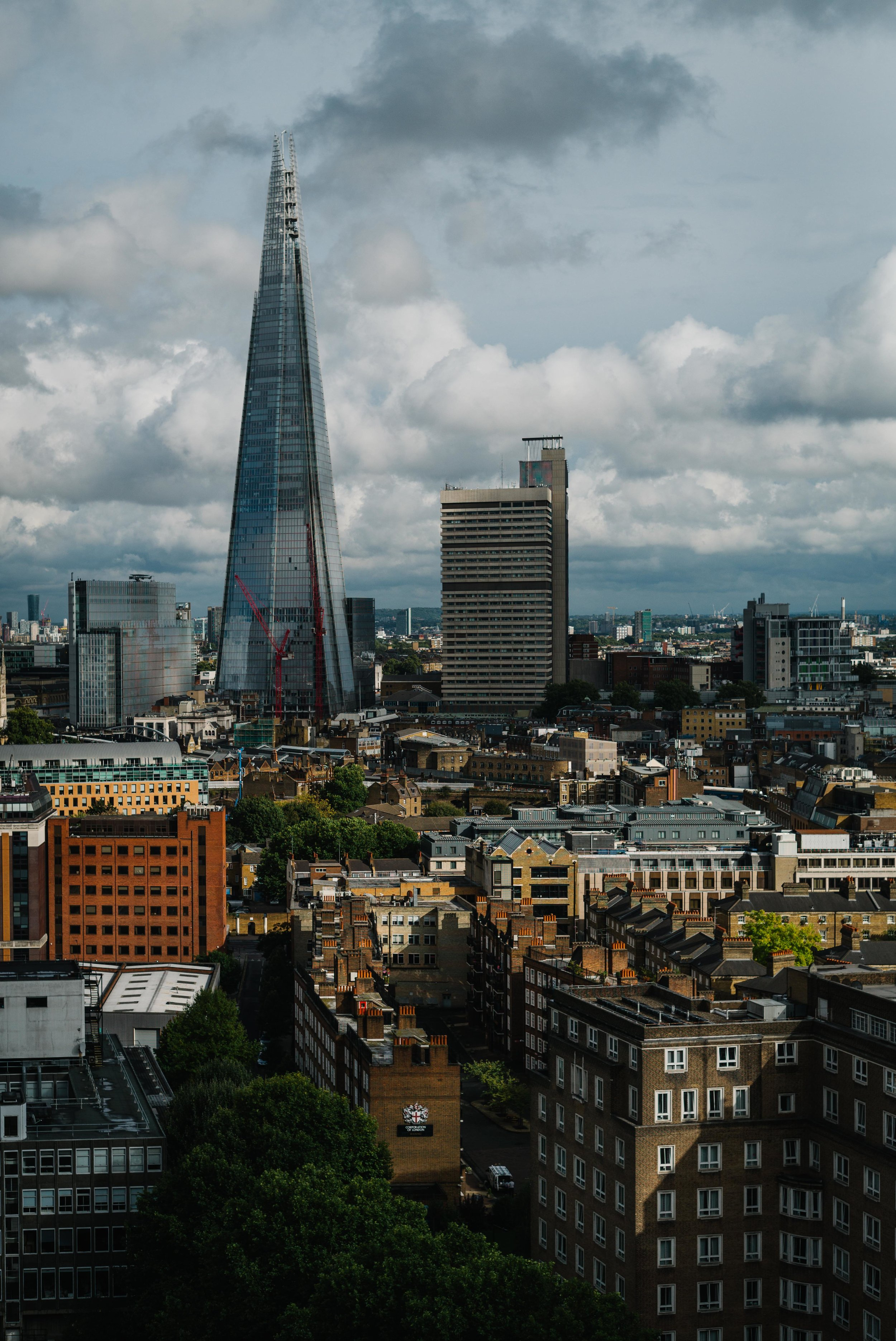 The Shard - Clifford Darby 2017