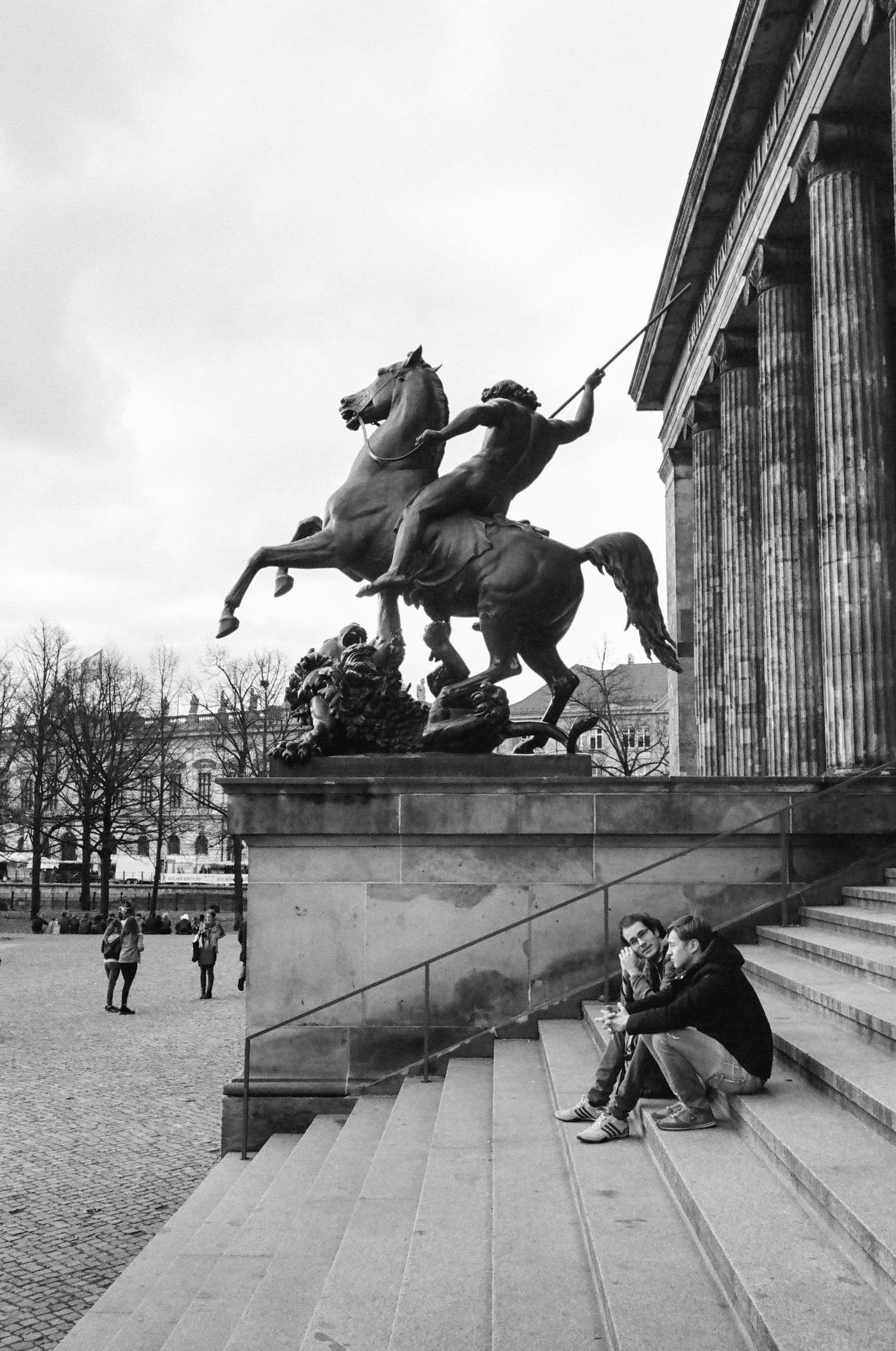 Altes Museum - Clifford Darby 2017