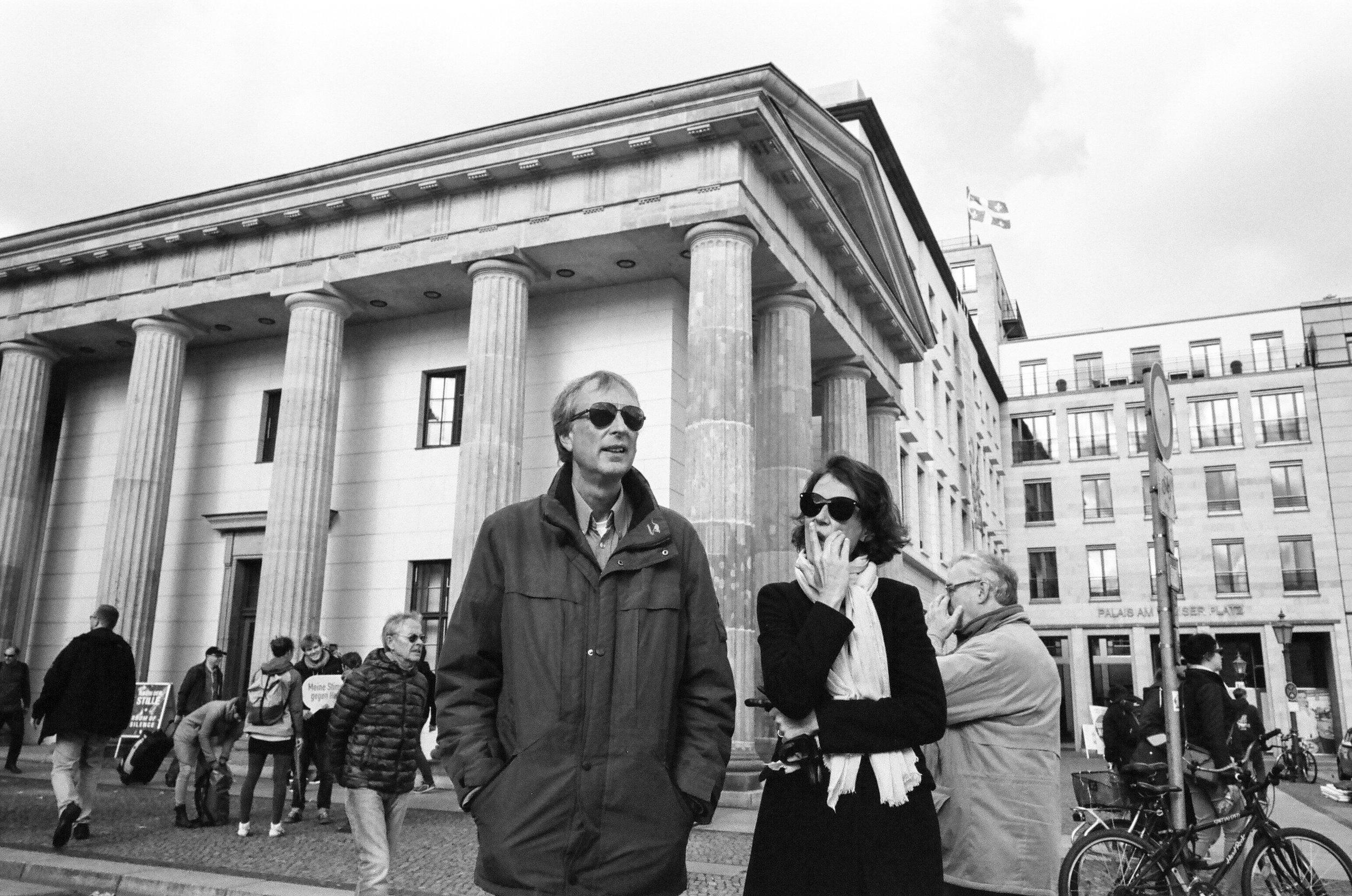 Berlin Locals - Clifford Darby 2017
