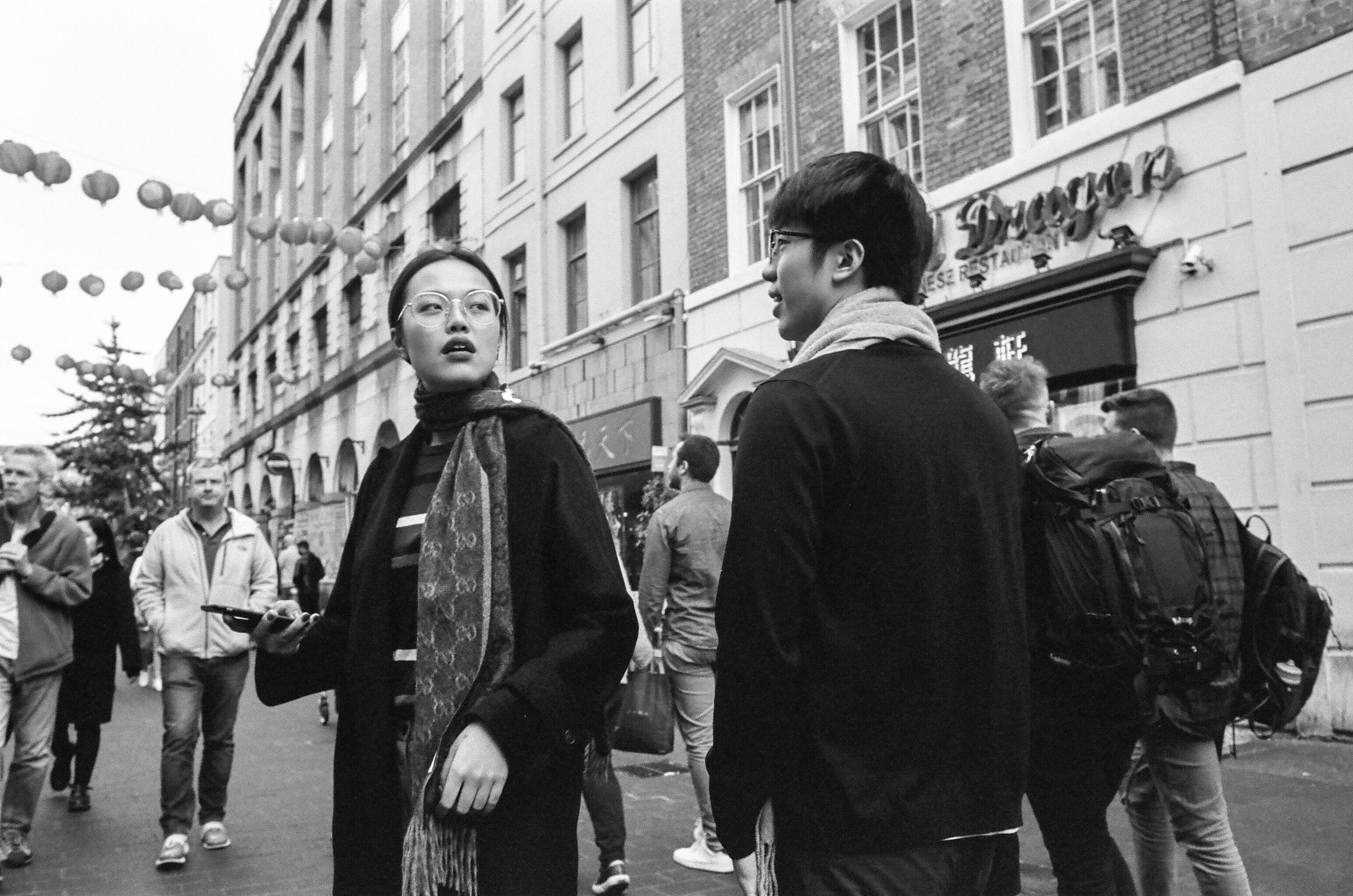 Soho, London - Clifford Darby 2017