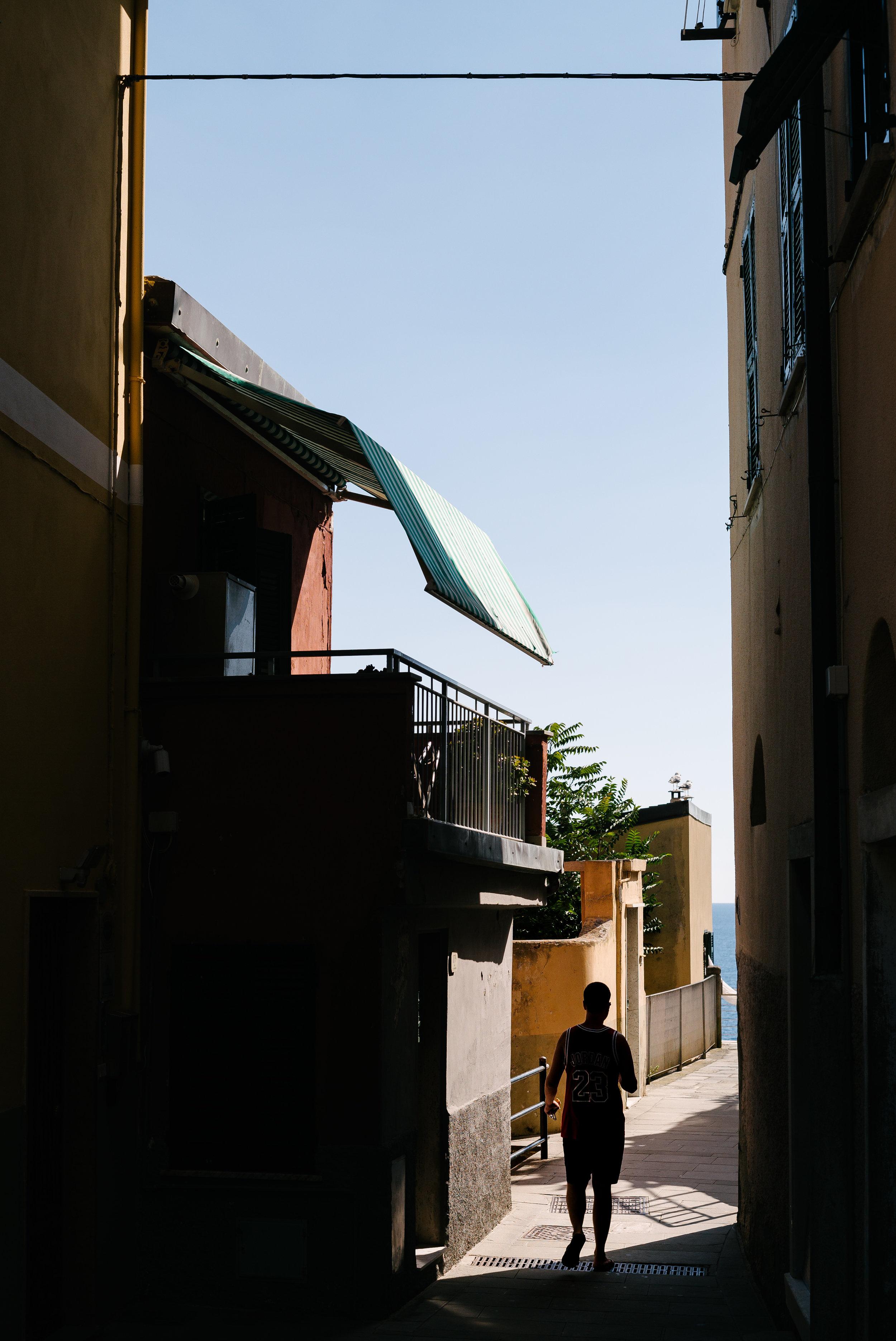 Riomaggiore - Clifford Darby 2018