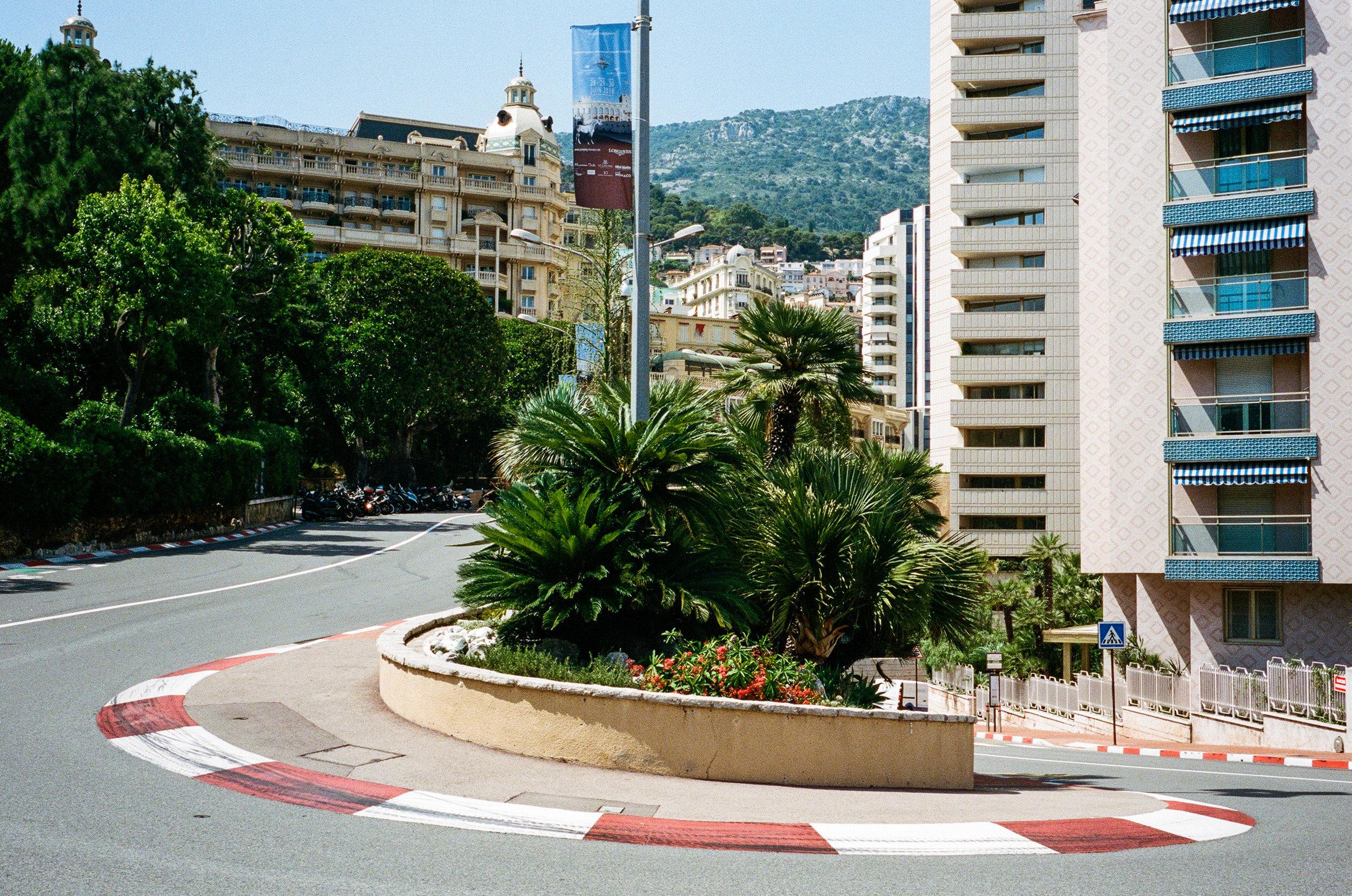 Grand Hotel Hairpin. Monaco. 2018.
