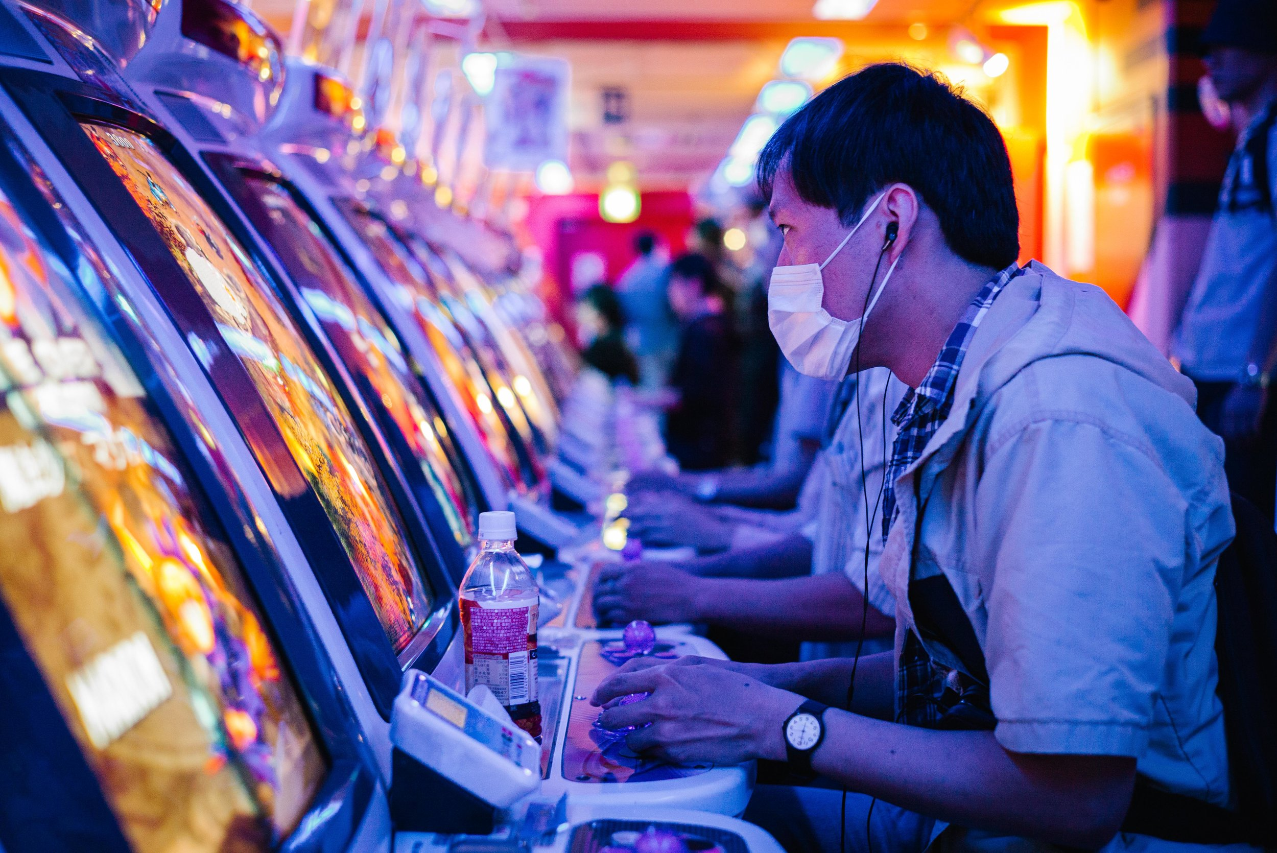 Japan's impact on the video game industry dates back to as early as 1971. Tokyo. Japan. 2017.