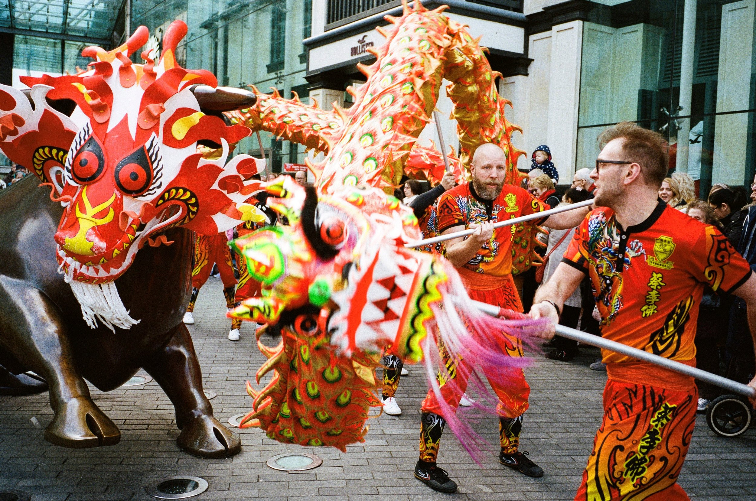 Chinese New Year, Birmingham. United Kingdom. 2019.