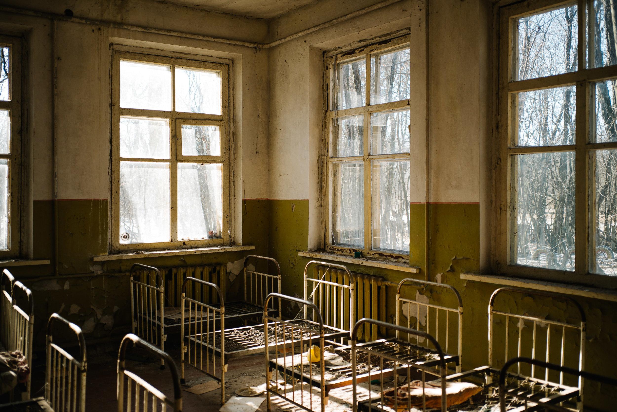 Kopachi Kindergarten School - Clifford Darby 2019