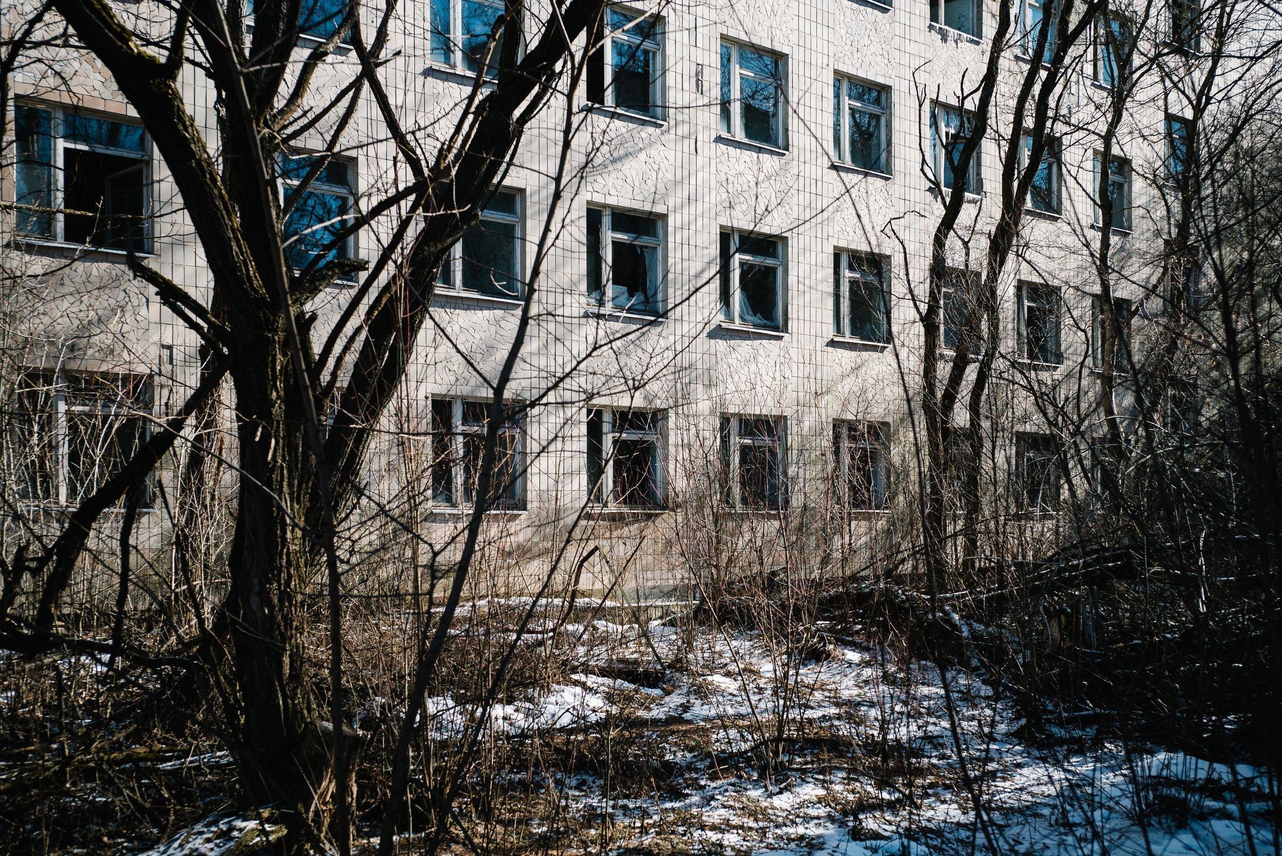 Pripyat Hospital МСЧ-126 - Clifford Darby 2019