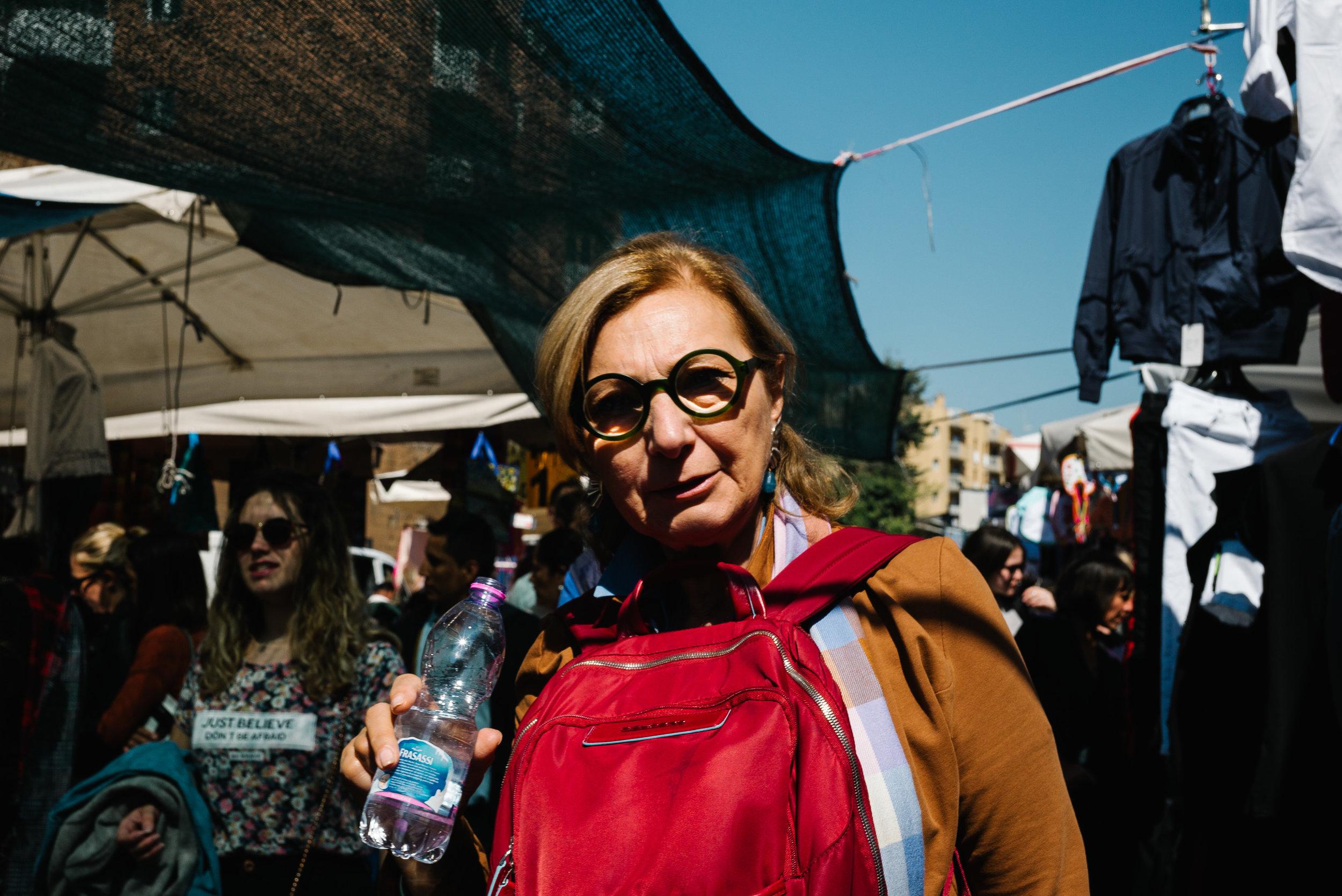 Porta Portese Market - Clifford Darby 2019