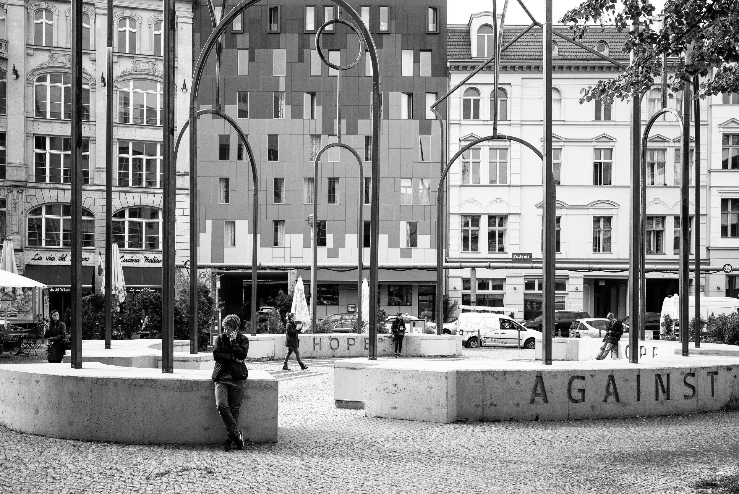 Memoria Urbana, Berlin. Germany. 2018.