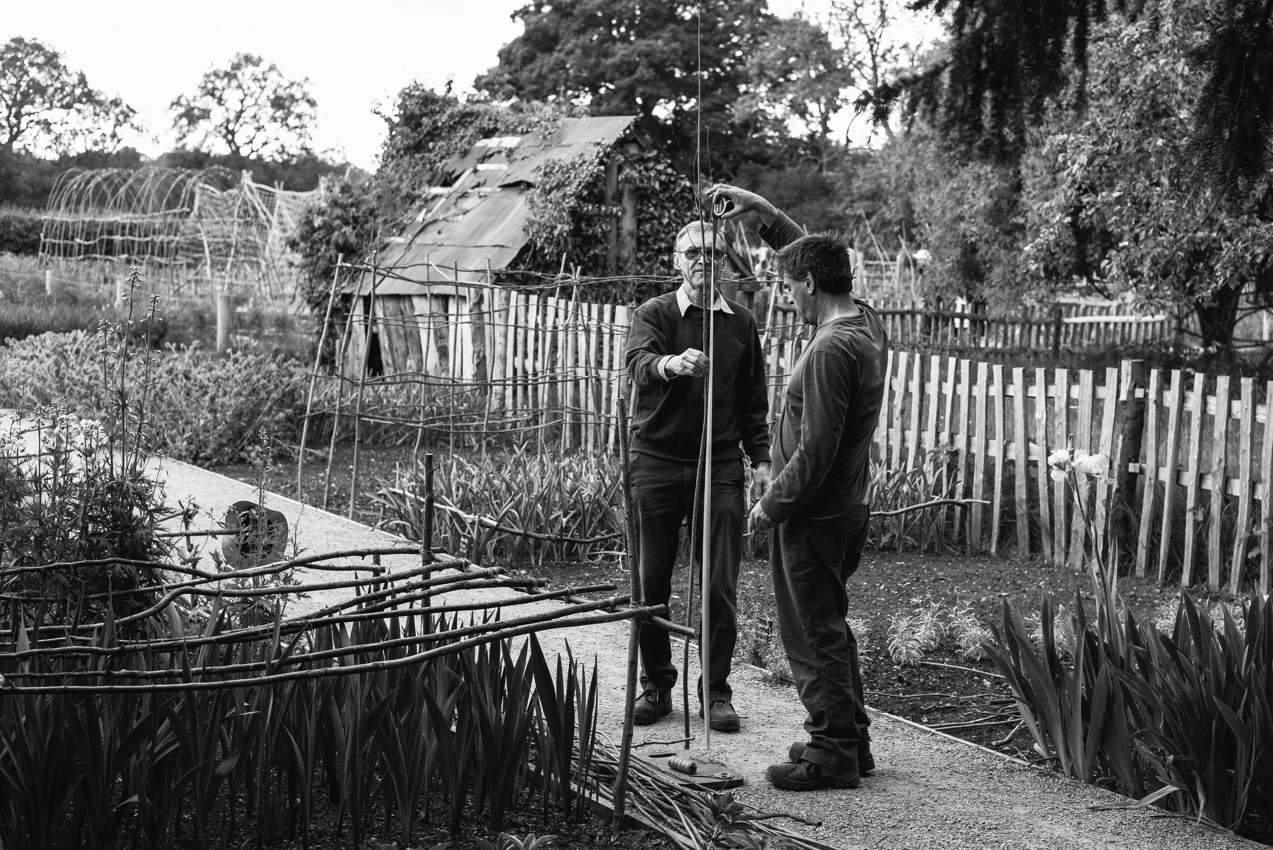 Gardening - Clifford Darby 2019