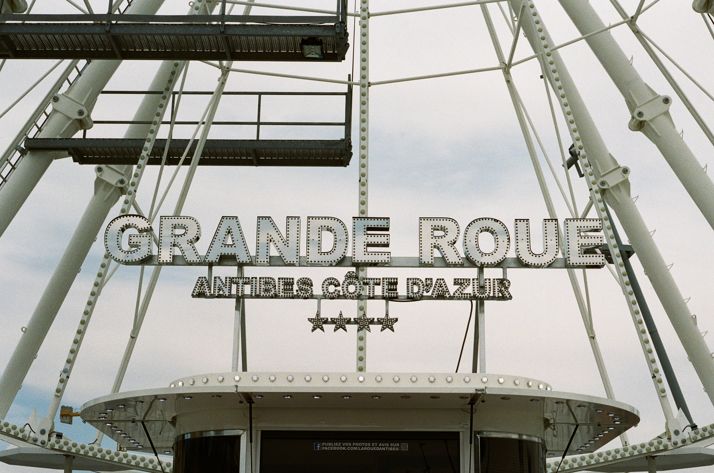 Grand Roue - Clifford Darby 2019