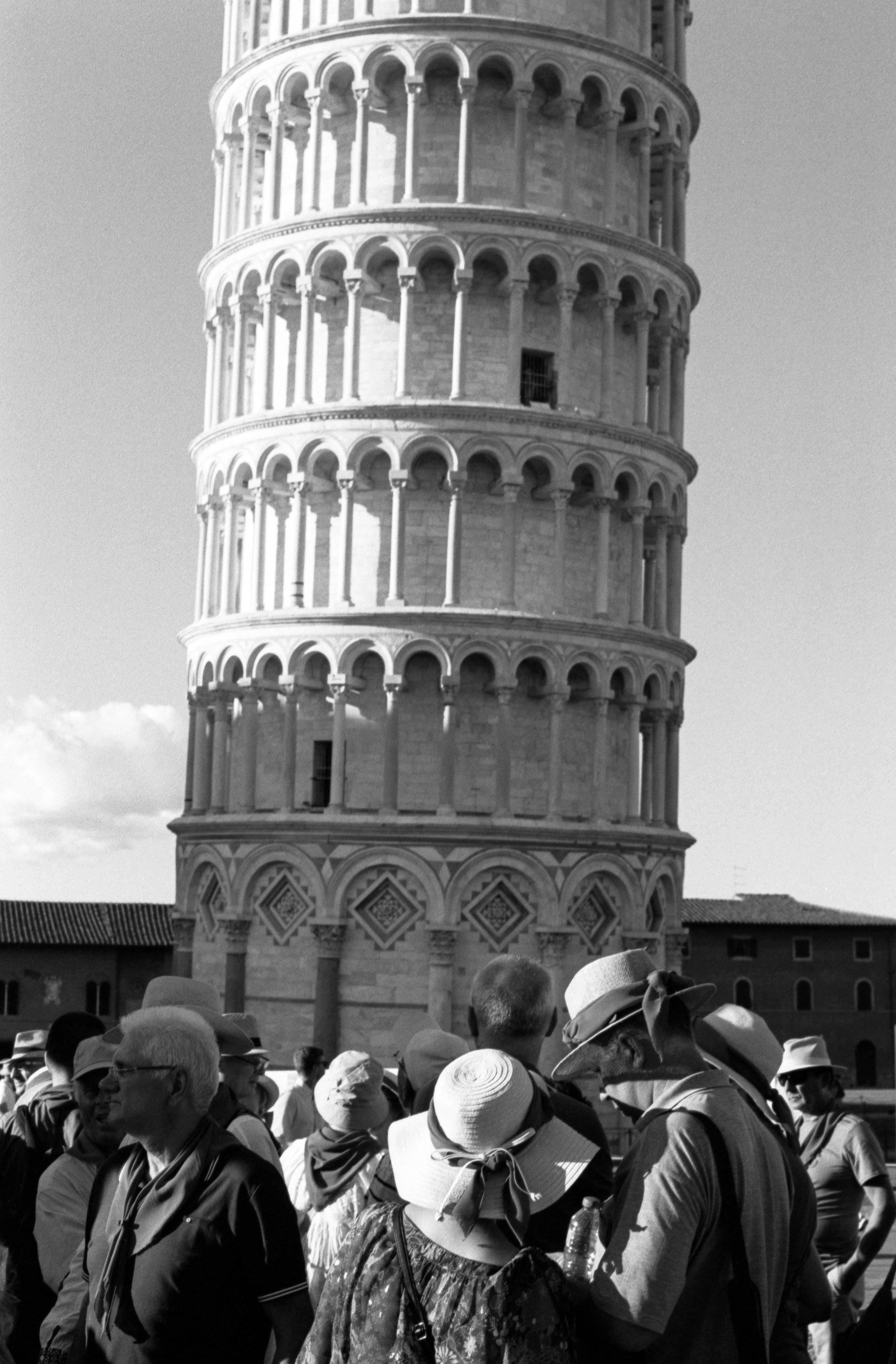 The Leaning Tower, Pisa. Italy. 2018.