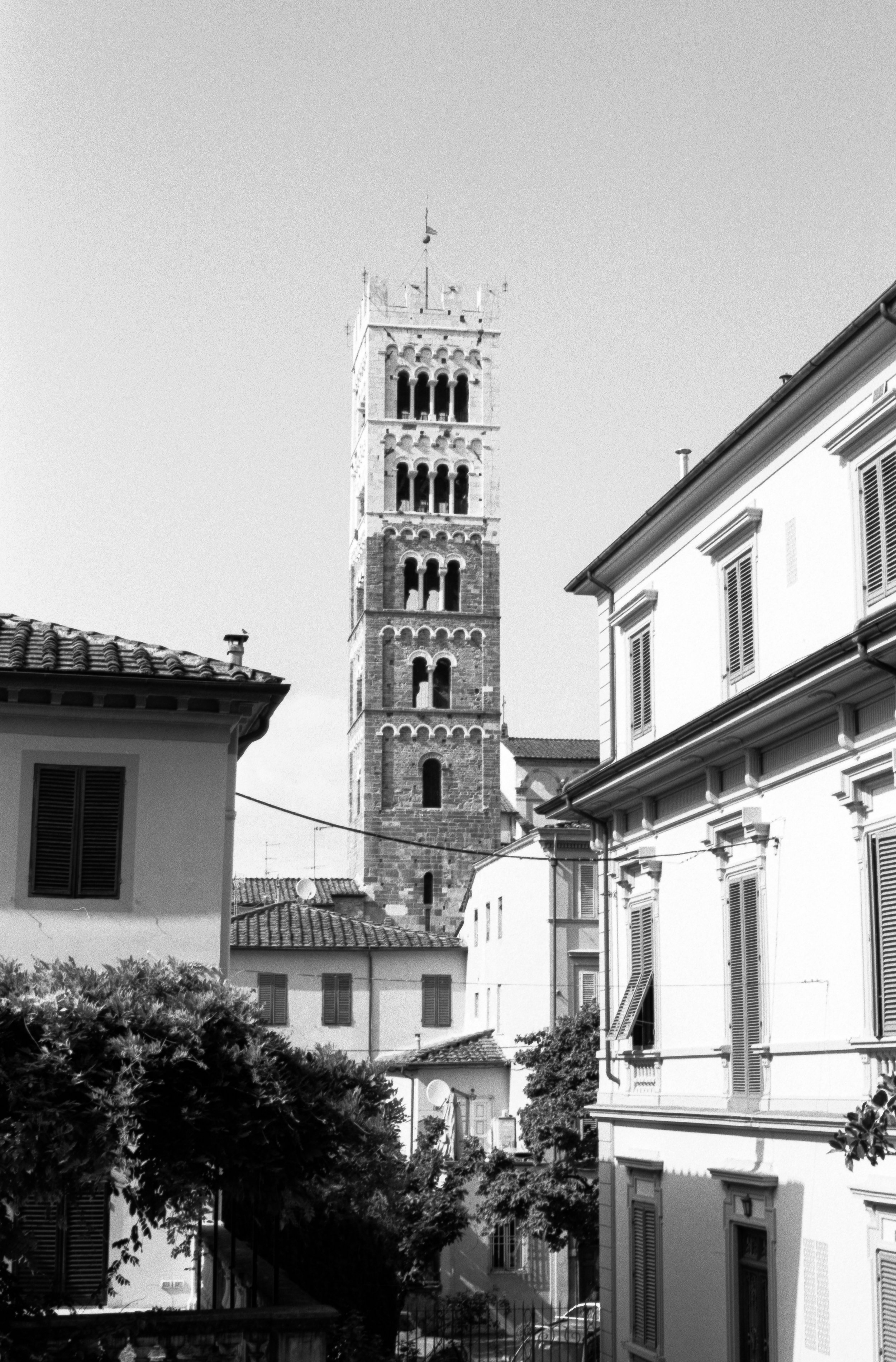 San Michele in Foro, Lucca. Italy. 2019.