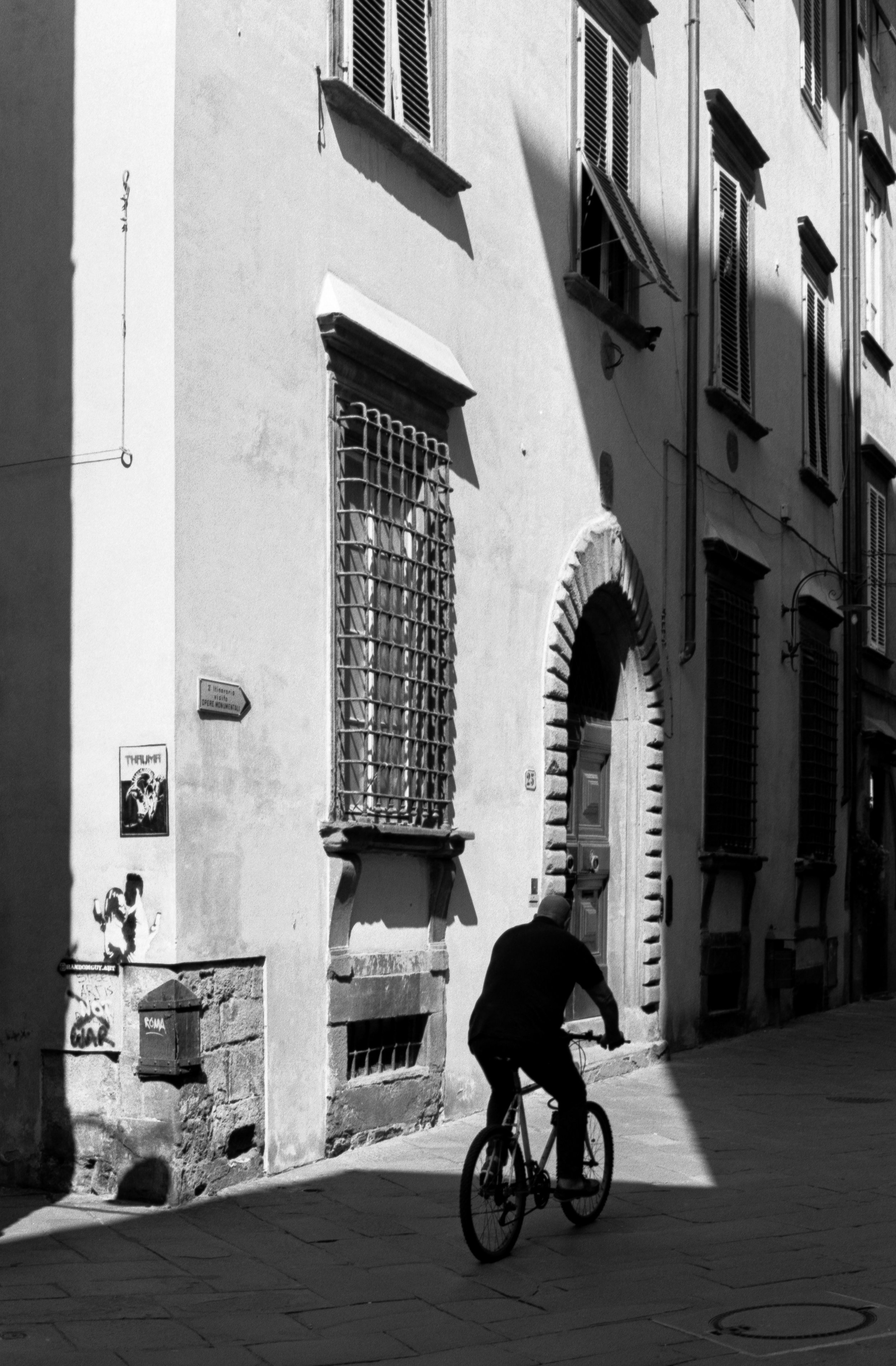 Lucca. Italy. 2019.