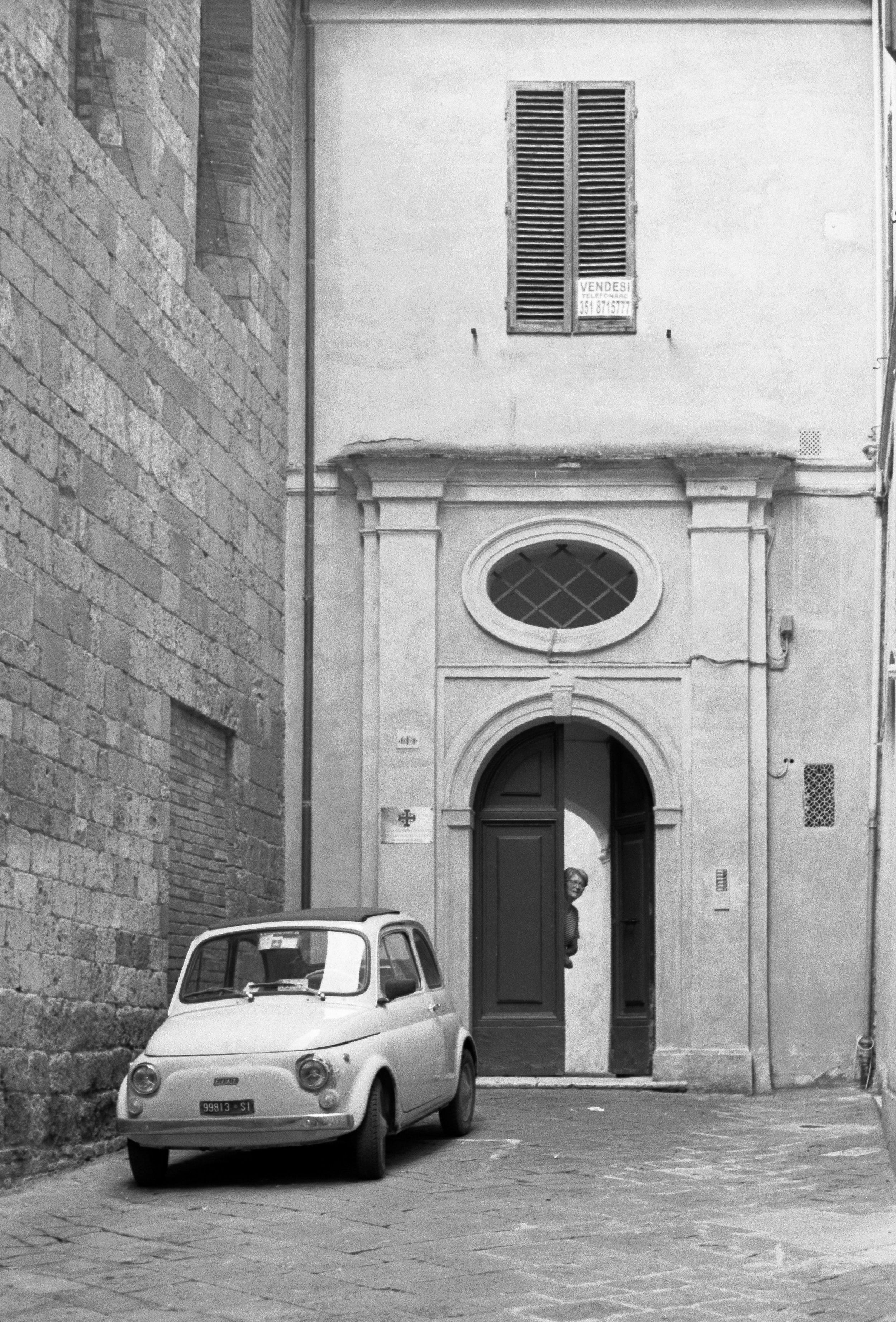 Siena. Italy. 2019.