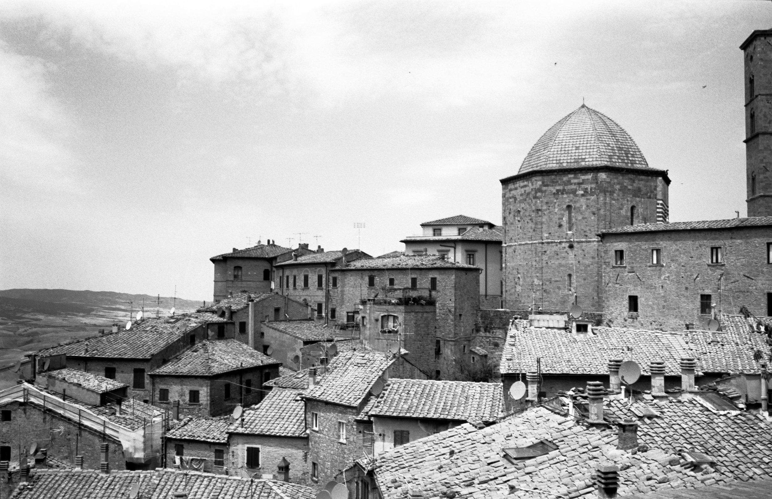 Volterra. Italy. 2019.