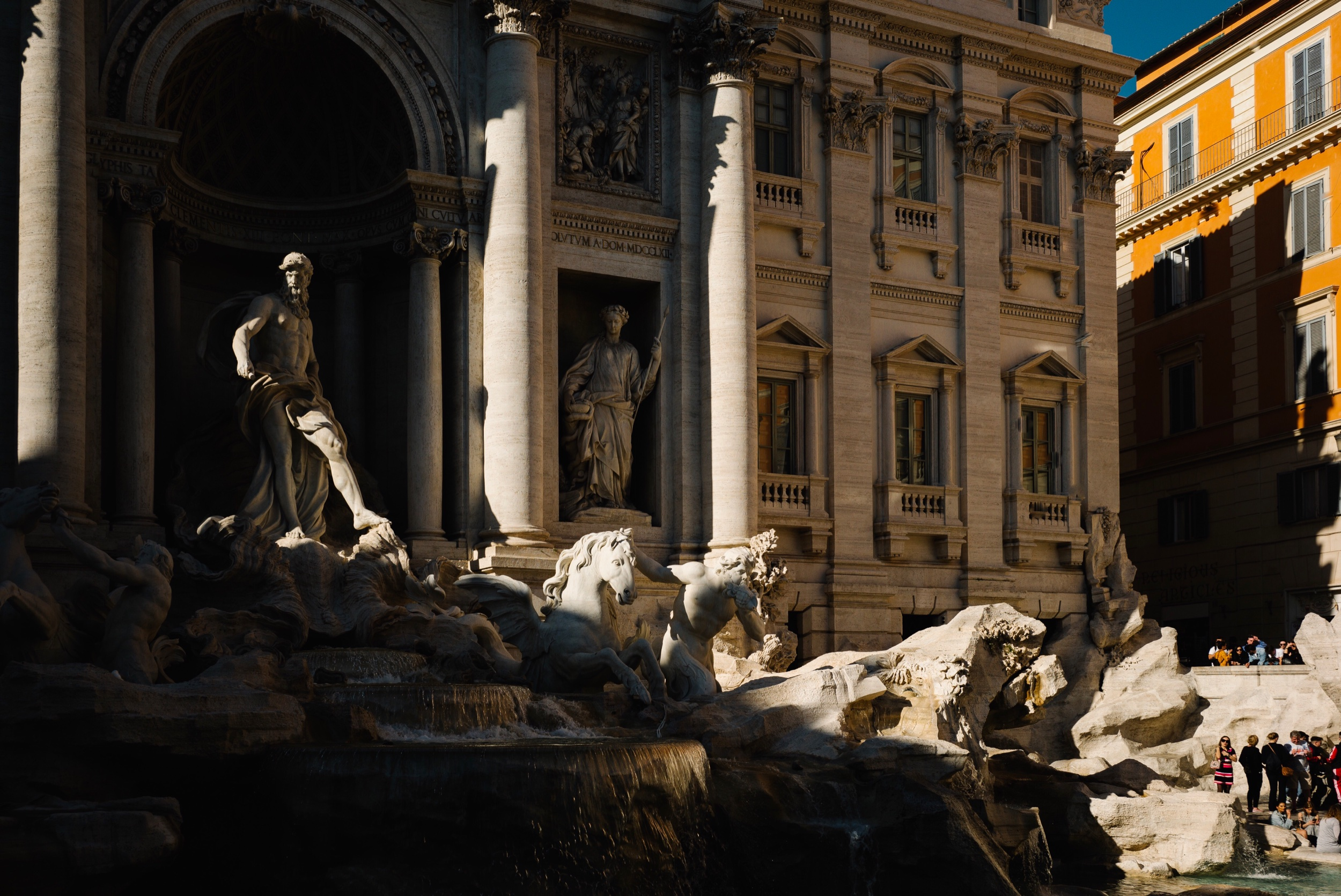 Trevi Fountain - Clifford Darby 2019