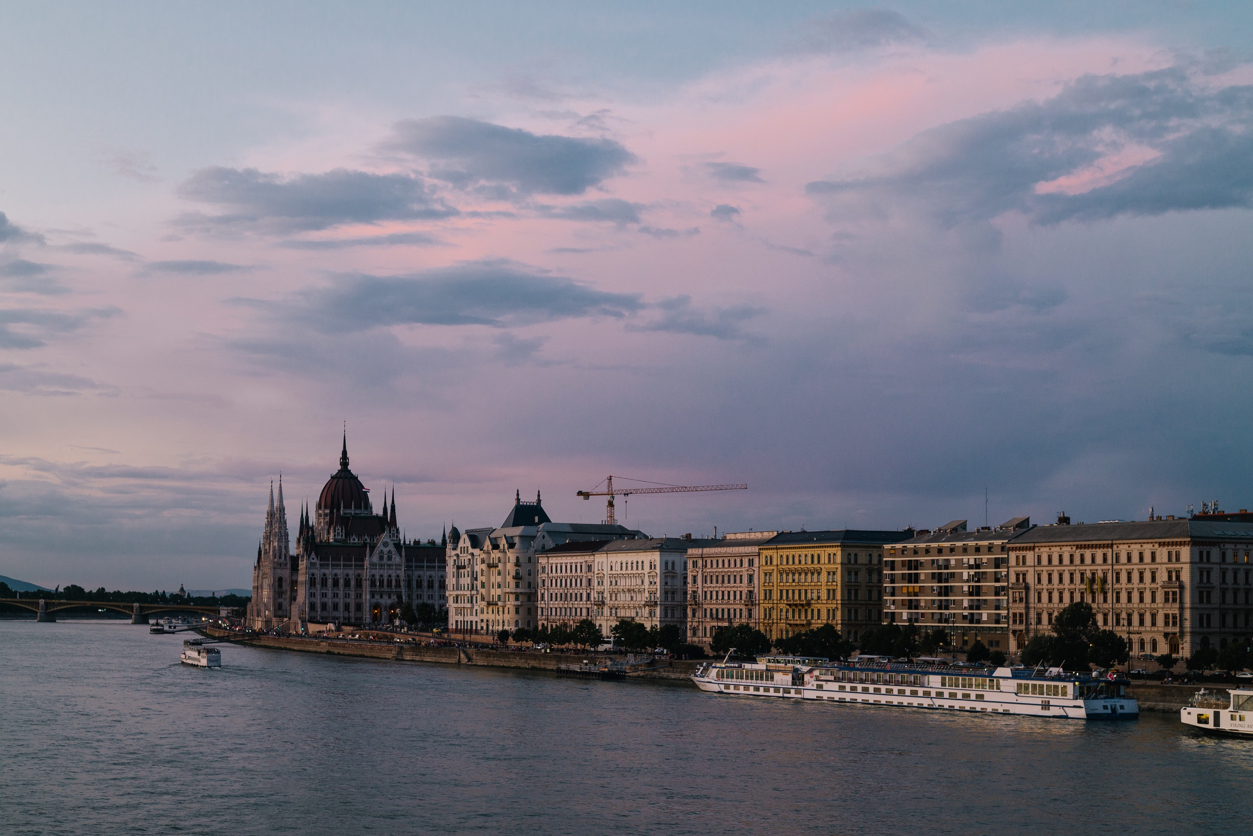 Parliament of Budapest - Clifford Darby 2019