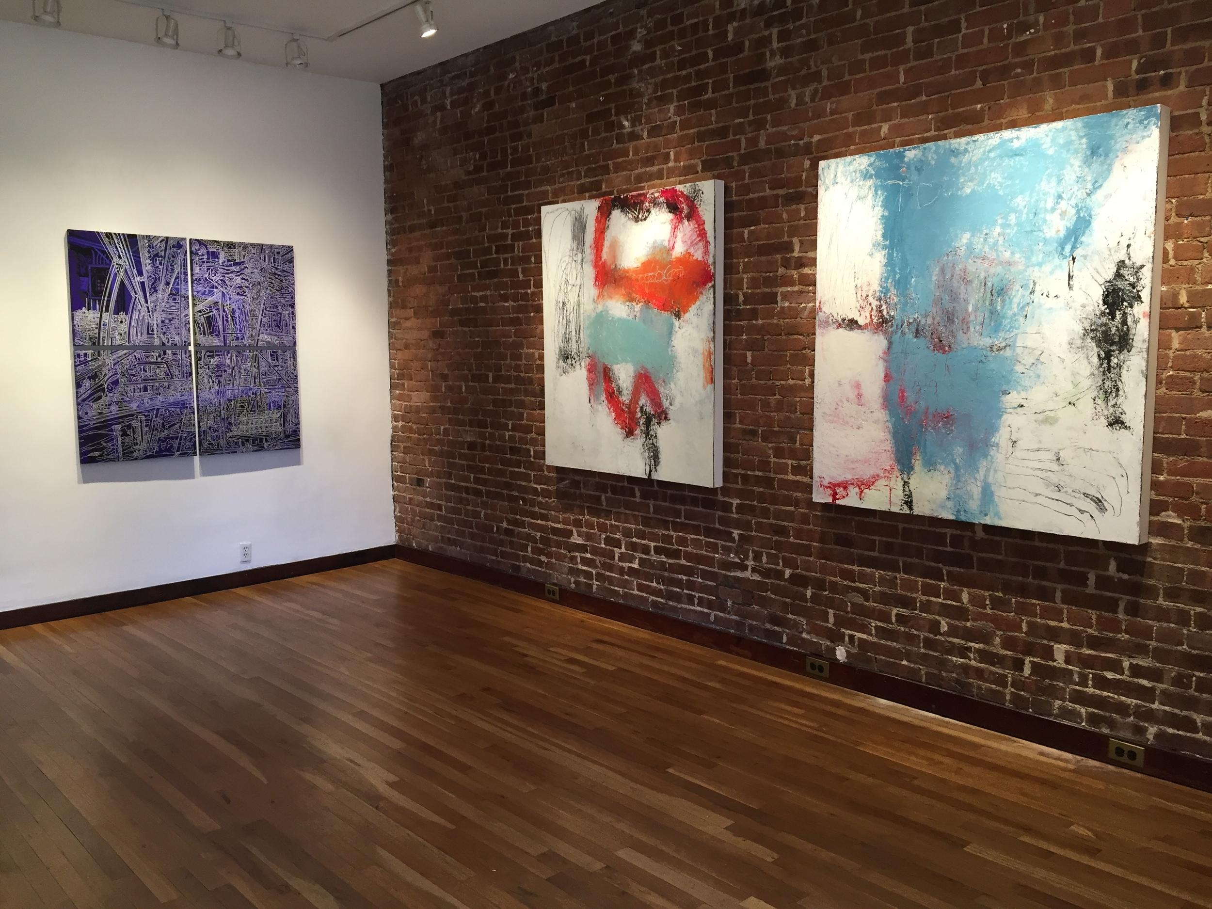 2016 Susan Eley Gallery NYC
