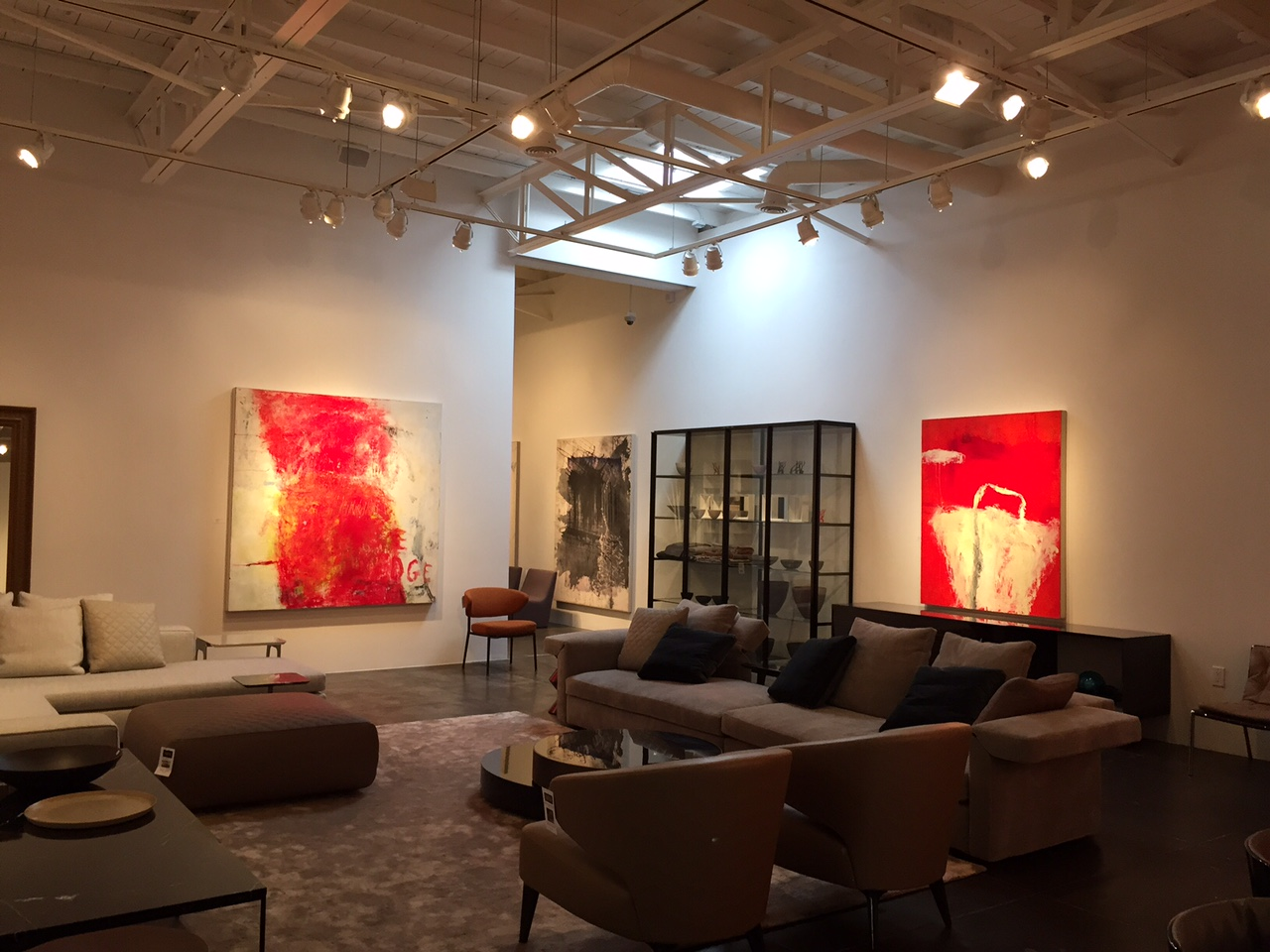 Smink gallery, Dallas