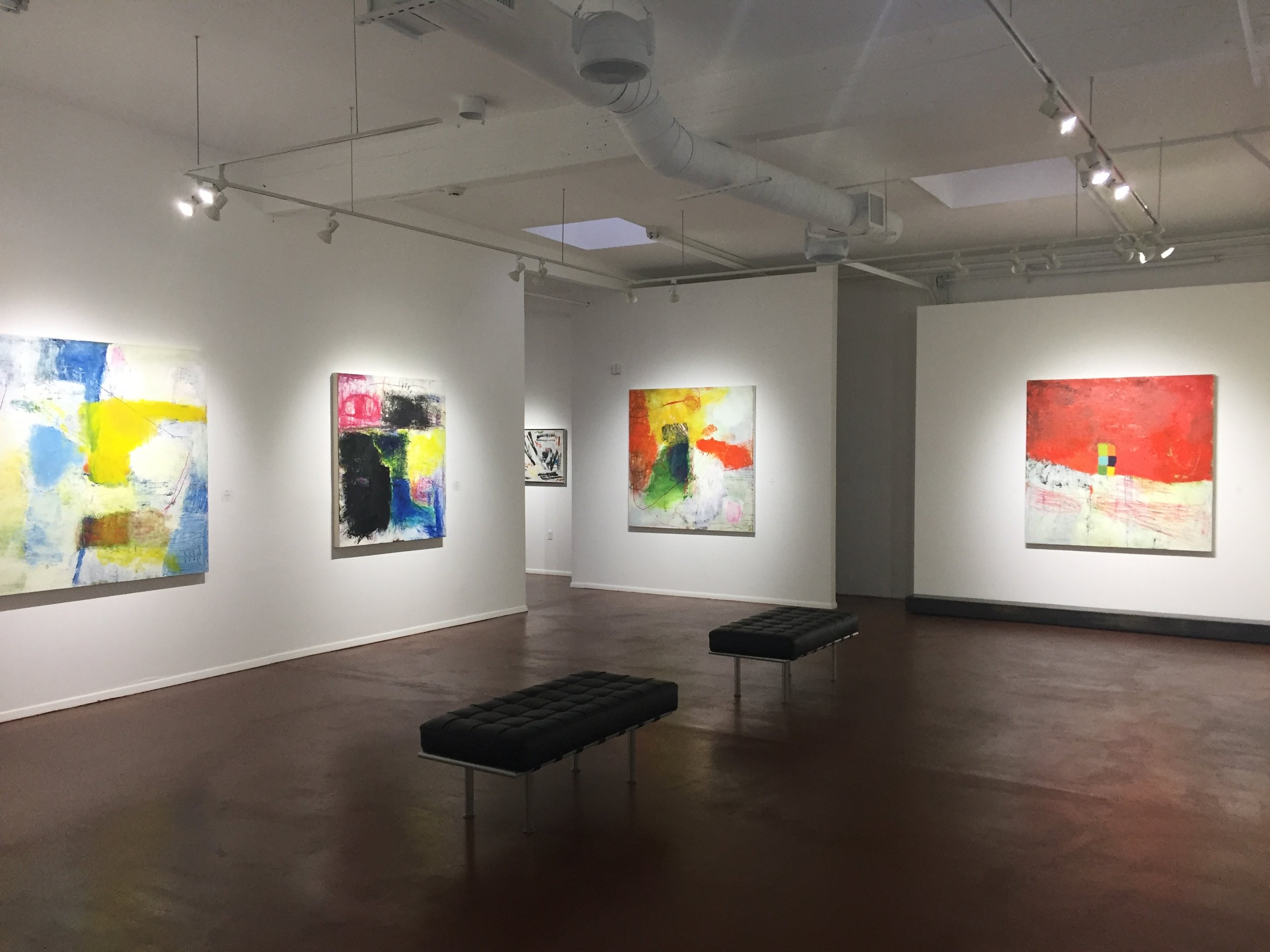 David Richard gallery 2017