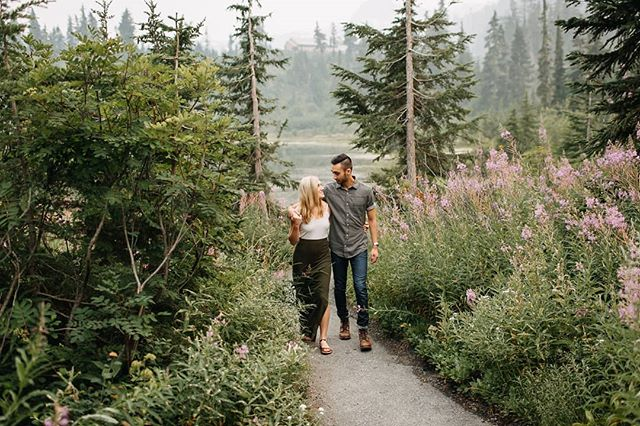Last year at Photolush I spoke about the importance of knowing your couples and using their personality to inform how you shoot. This year I'm teaming up with Afton Lewis to lead a breakout session on using nature to frame your subjects! Message me for details.  #bellinghamphotographer #bellinghamengagement #photolush2019