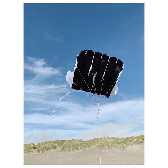 Parafoil test flight three.