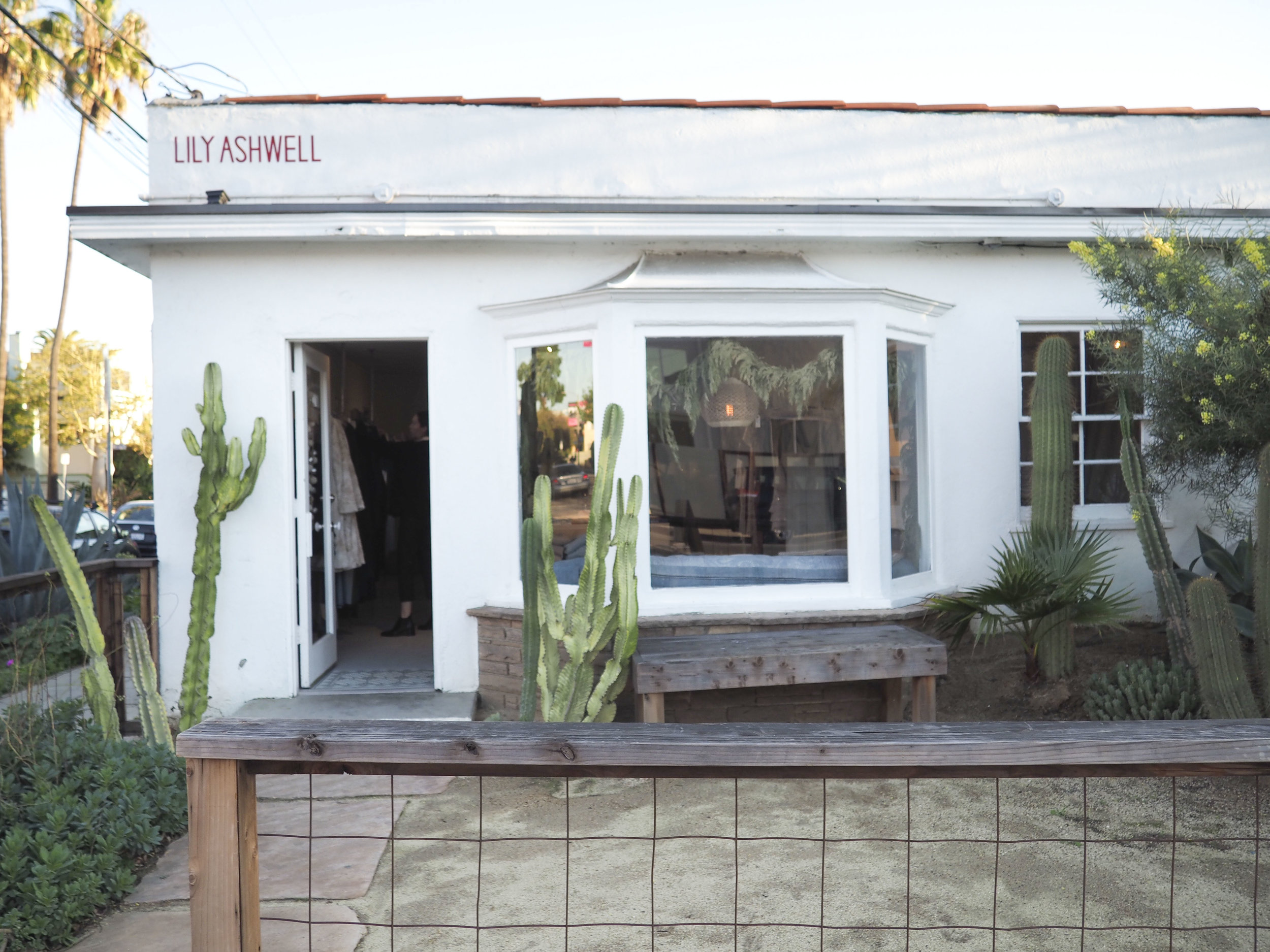 The Lily Ashwell shop in Venice has a nice selection of items. I love to stop there each time I visit Los Angeles.