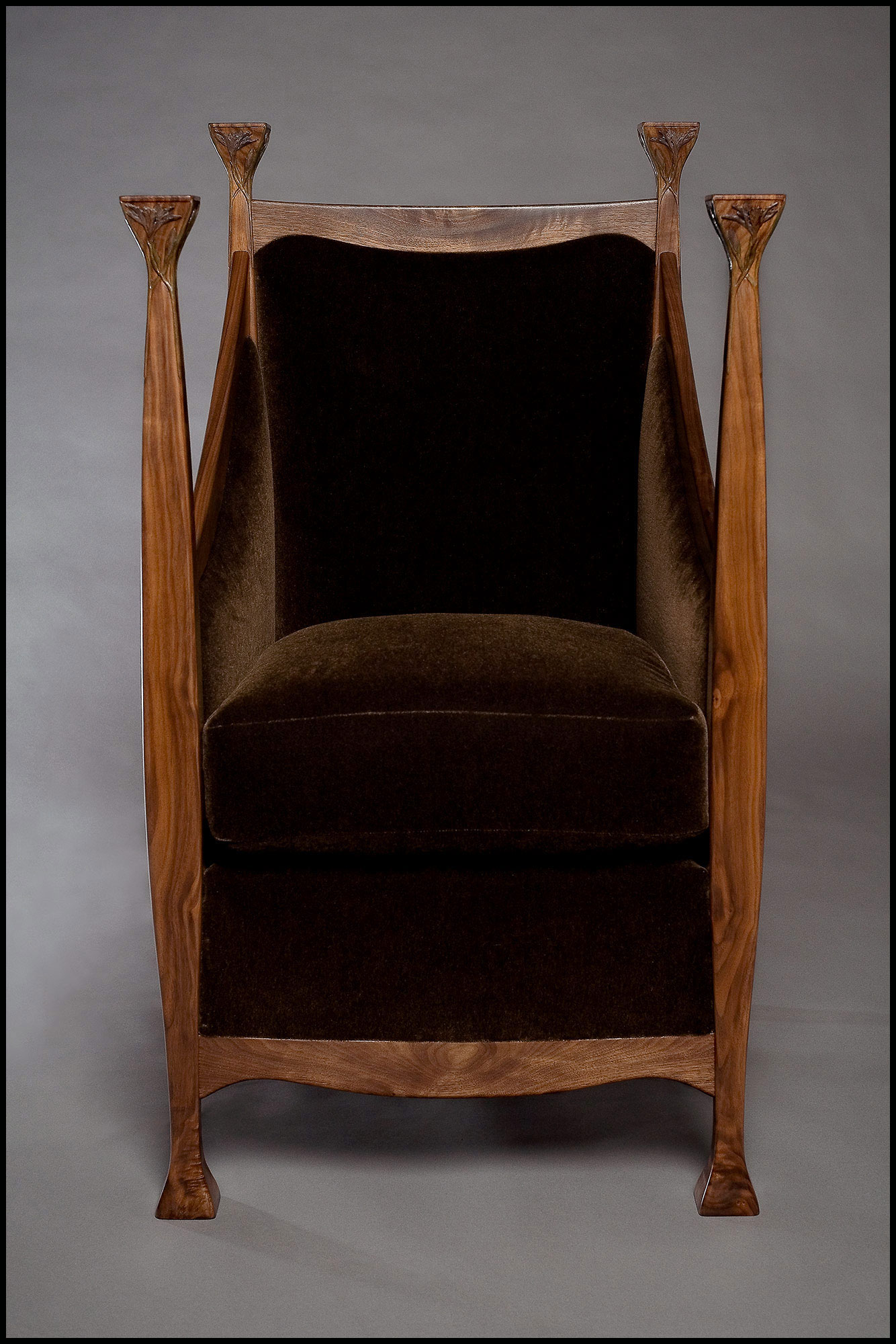 Voysey Inspired Chair