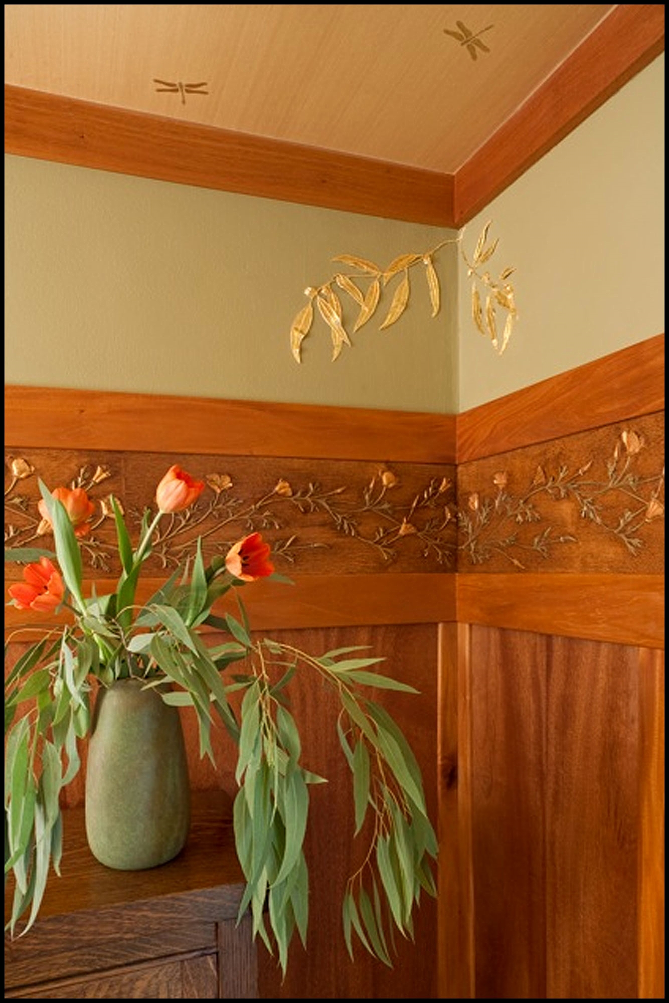San Francisco Dining Room Detail