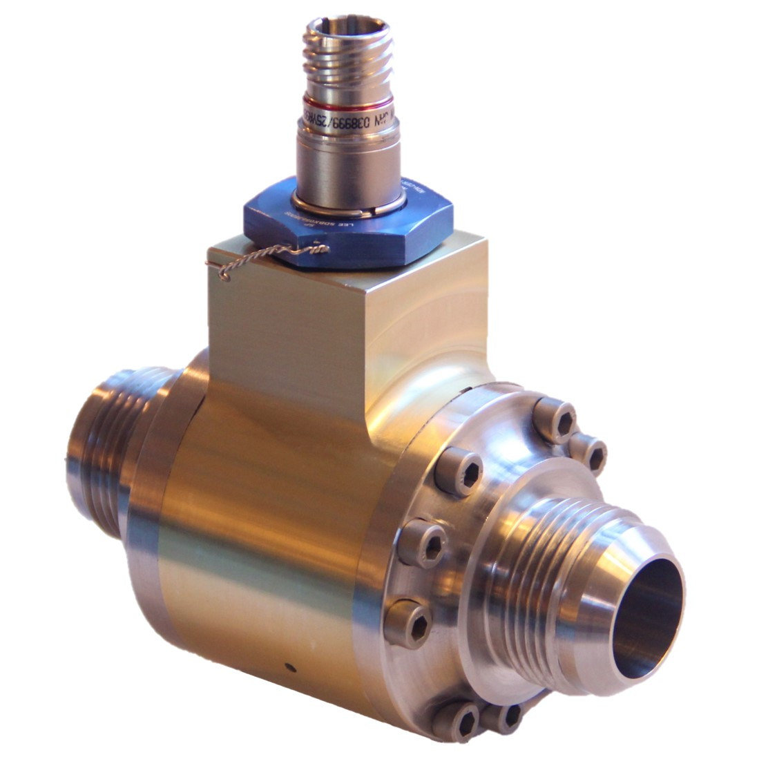 TS-160S Solenoid Piloted Poppet Valve
