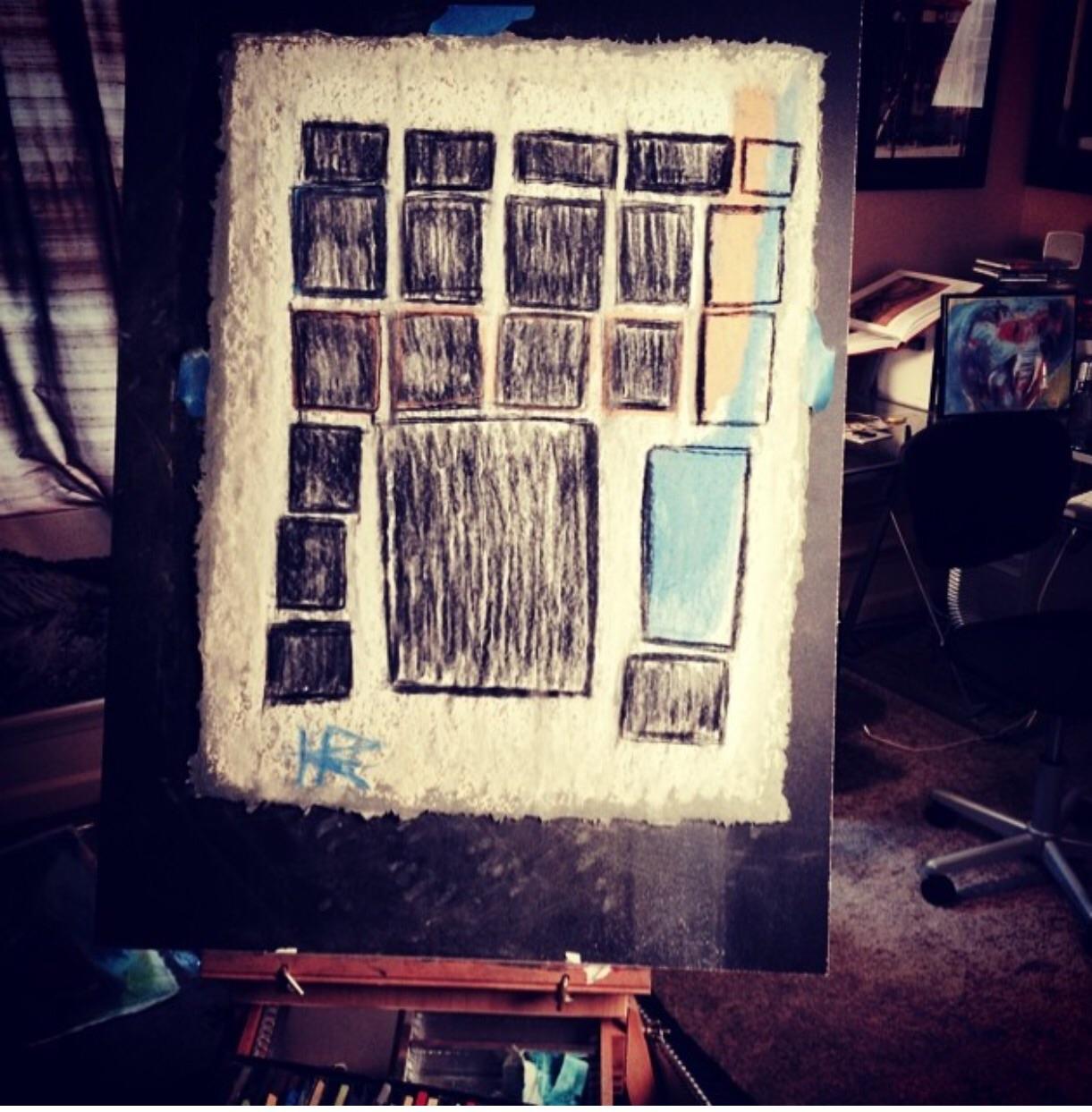 Original work not a reproduction  $150.00