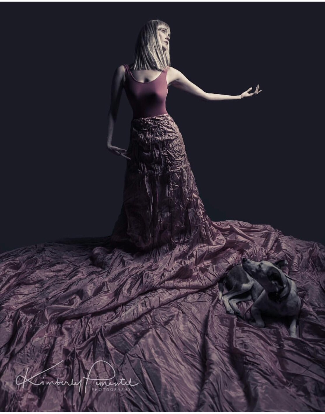 Photographer Kimberly Pimentel, Model Roxi Henrici