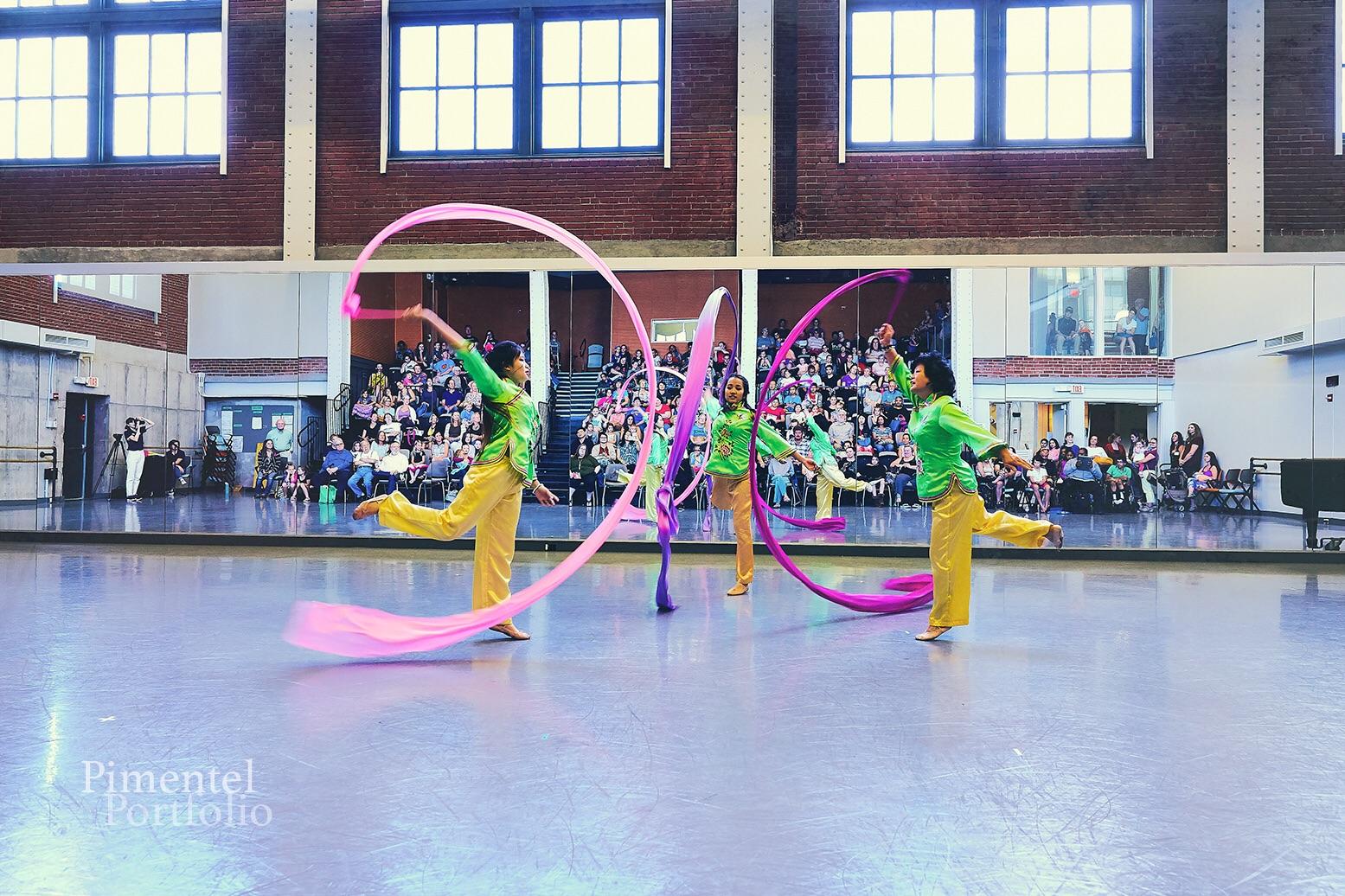 World dance Program at KC face day 2017