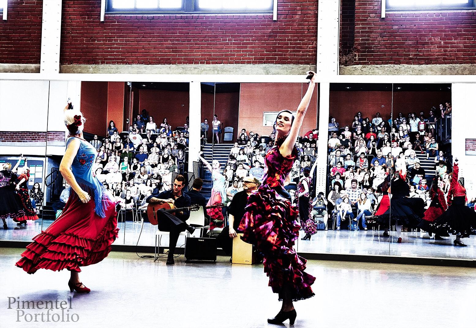 Ole Preformed Flamenco Dance 💃ðŸ�»