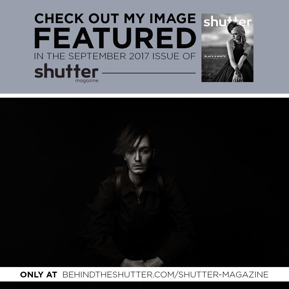 Black and White Portrait by Kimberly Pimentel. Owner of Pimentel Portfolio LLC