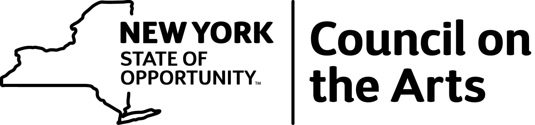 New York State Council on the Arts with the support of Governor Andrew M. Cuomo and the New York State Legislature.